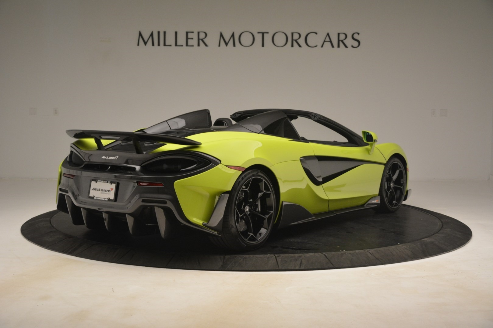 New 2020 McLaren 600LT Spider Convertible For Sale In Westport, CT 3213_p13