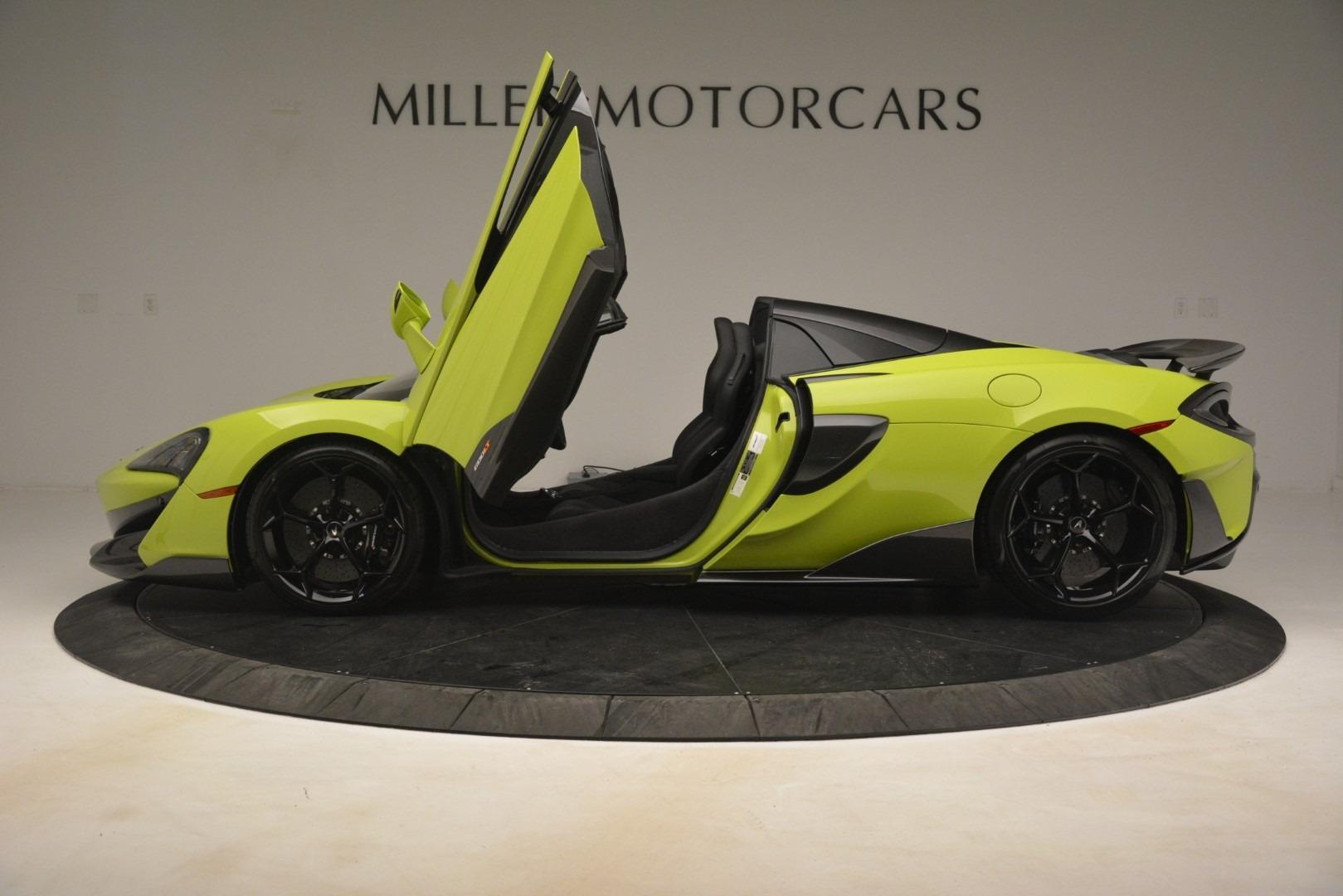 New 2020 McLaren 600LT Spider Convertible For Sale In Westport, CT 3213_p19