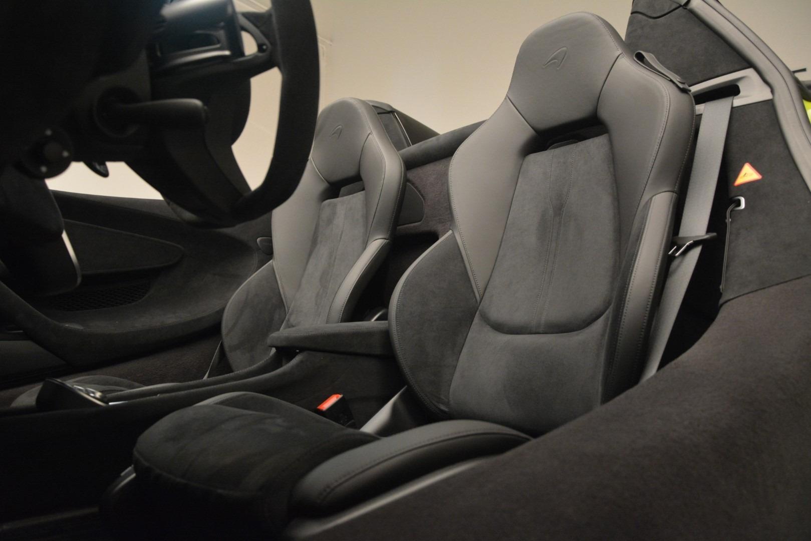New 2020 McLaren 600LT Spider Convertible For Sale In Westport, CT 3213_p33