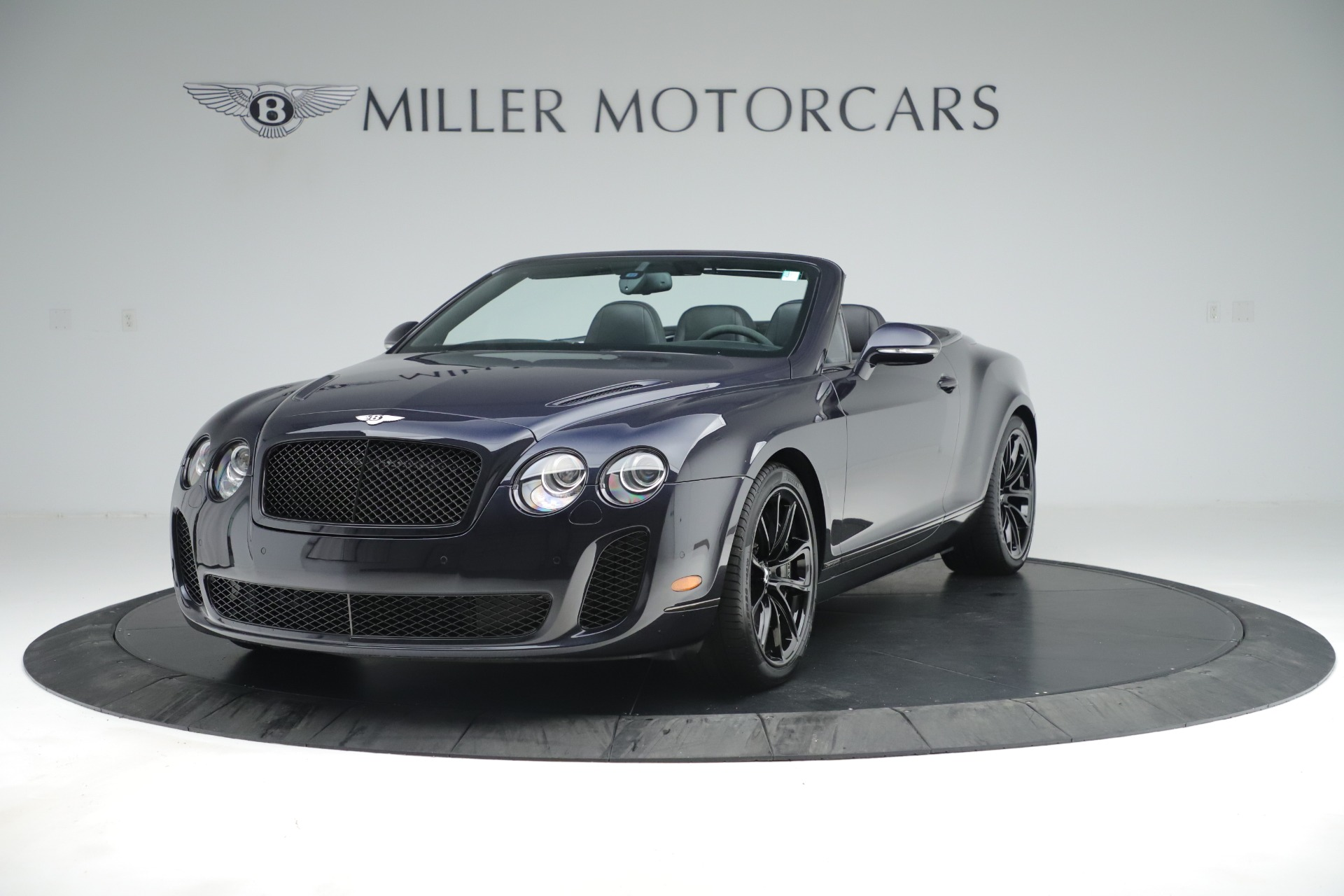 Used 2012 Bentley Continental GT Supersports For Sale In Westport, CT 3214_main