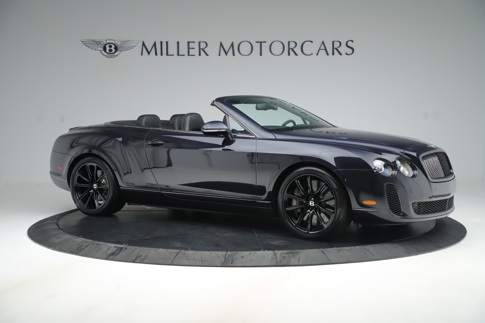 Used 2012 Bentley Continental GT Supersports For Sale In Westport, CT 3214_p10