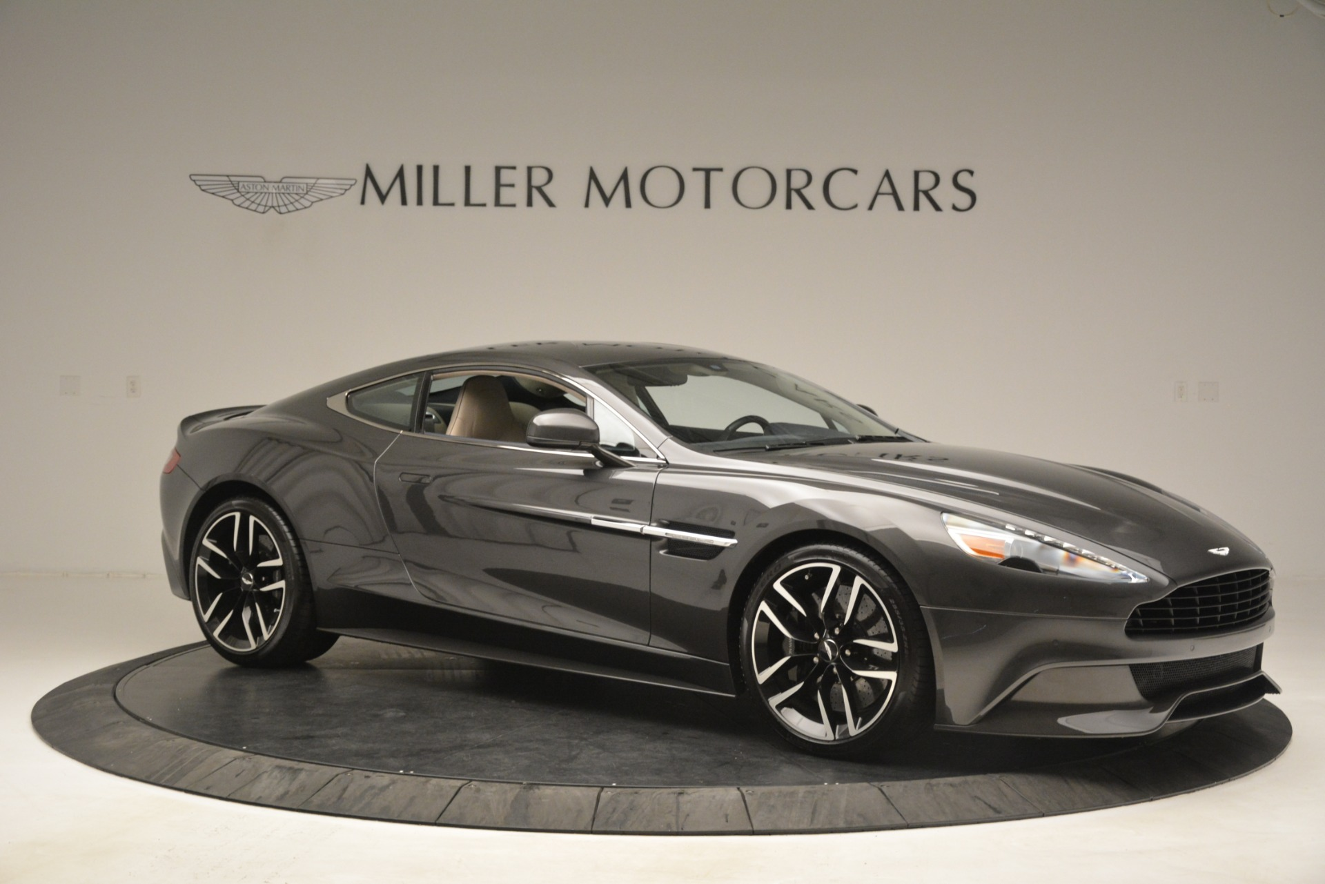 Used 2016 Aston Martin Vanquish Coupe For Sale In Westport, CT 3215_p10