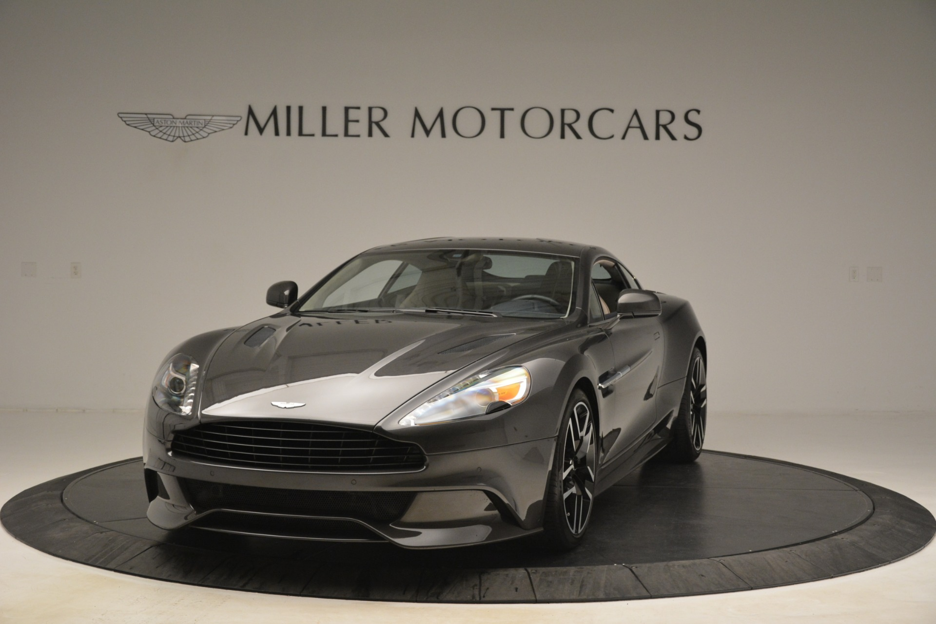Used 2016 Aston Martin Vanquish Coupe For Sale In Westport, CT 3215_p2
