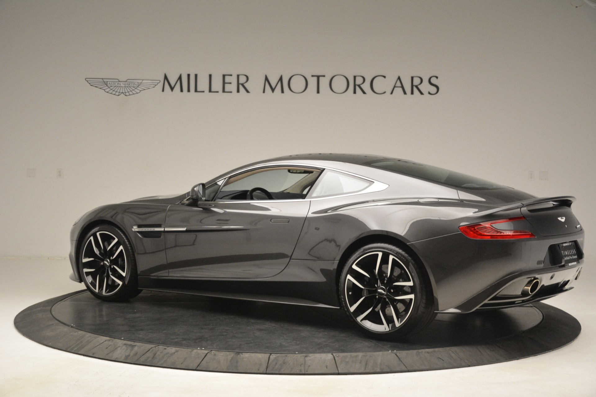 Used 2016 Aston Martin Vanquish Coupe For Sale In Westport, CT 3215_p4
