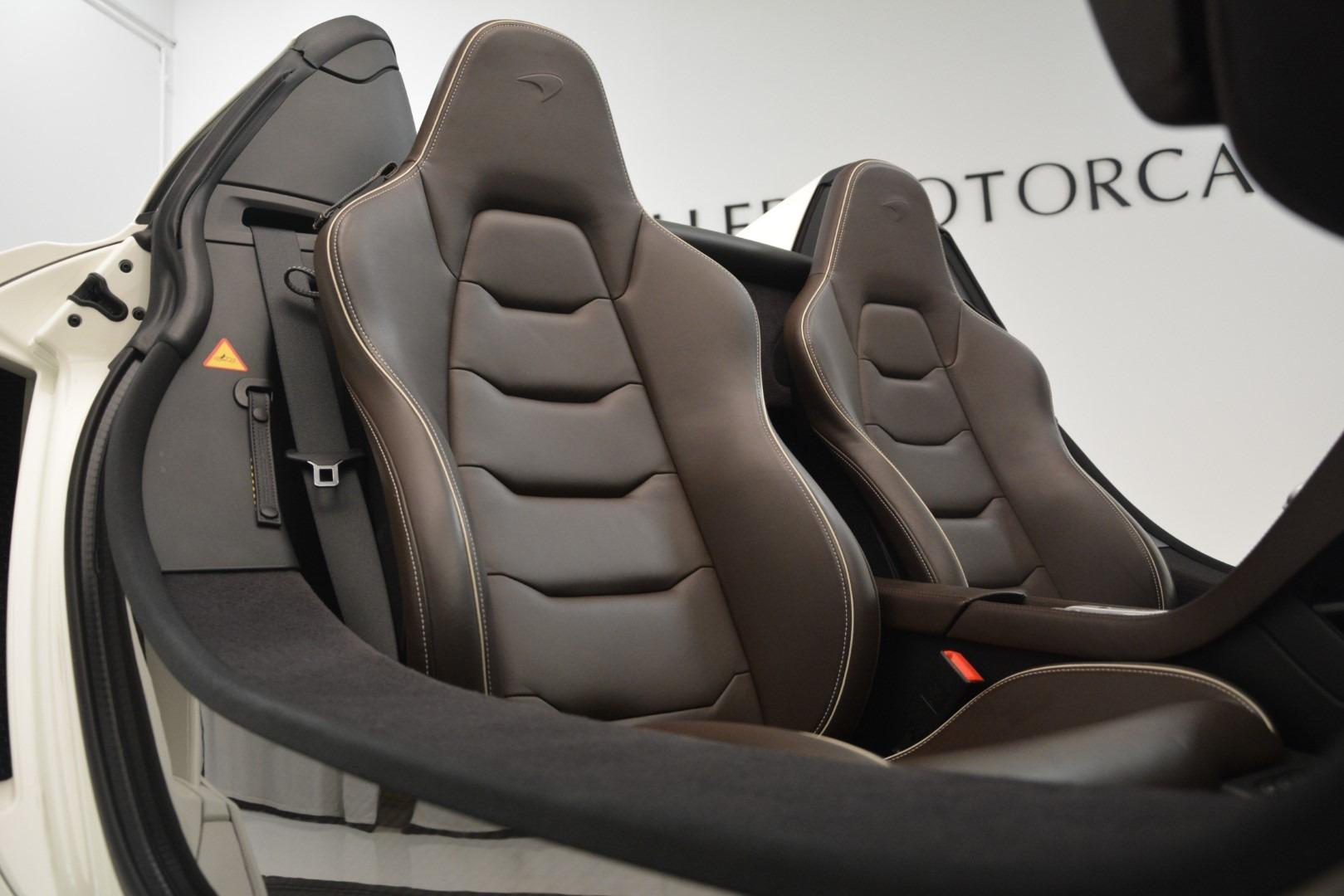 Used 2015 McLaren 650S Spider Convertible For Sale In Westport, CT 3219_p19