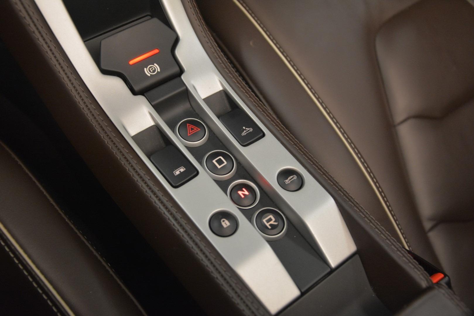 Used 2015 McLaren 650S Spider Convertible For Sale In Westport, CT 3219_p25
