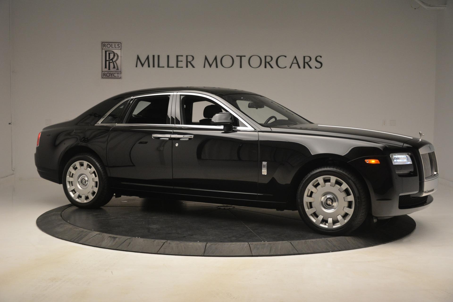 Used 2014 Rolls-Royce Ghost  For Sale In Westport, CT 3220_p12