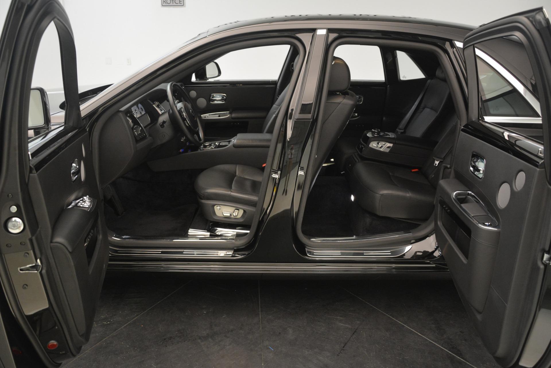Used 2014 Rolls-Royce Ghost  For Sale In Westport, CT 3220_p19