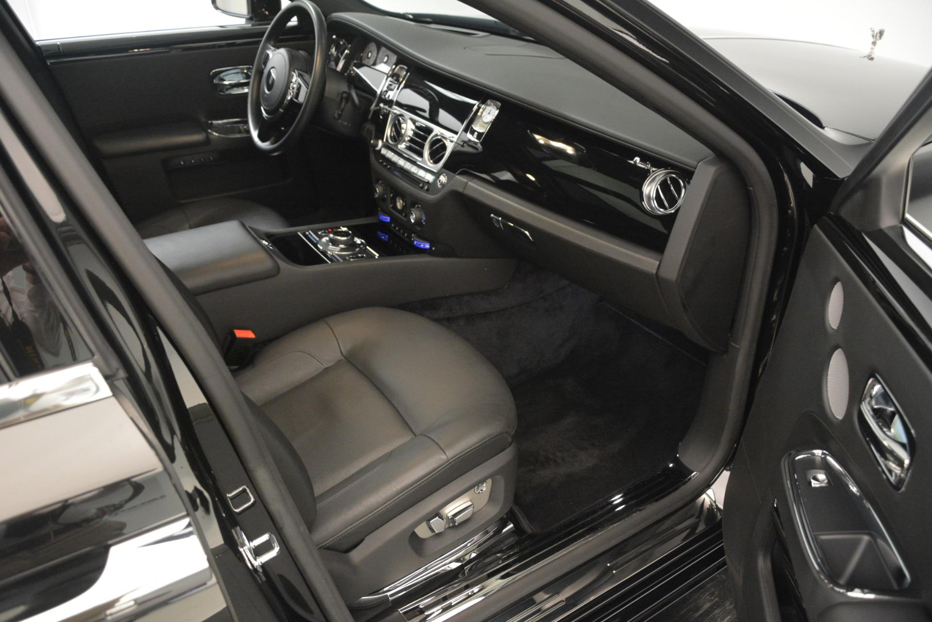 Used 2014 Rolls-Royce Ghost  For Sale In Westport, CT 3220_p20
