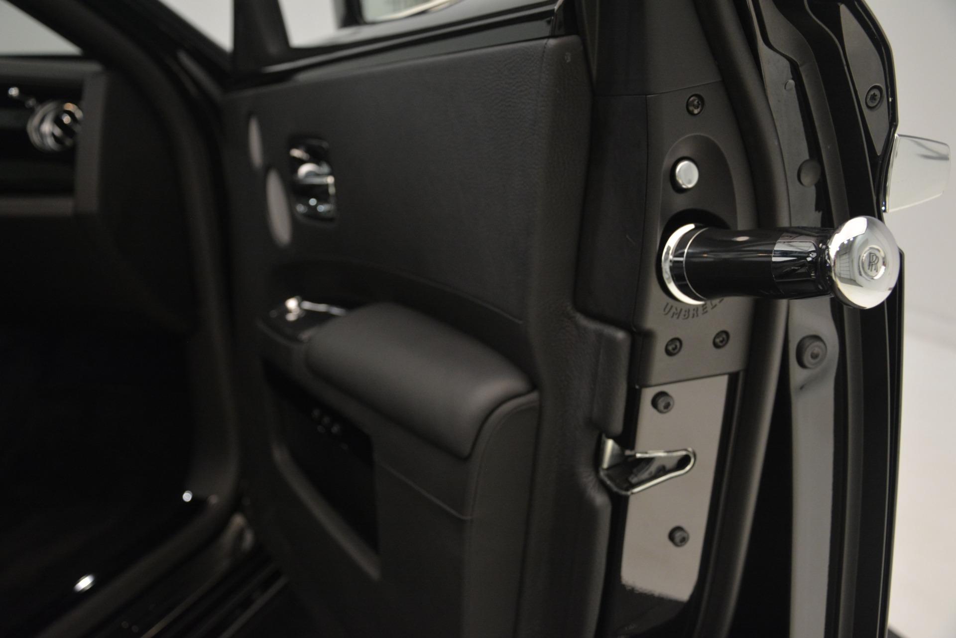 Used 2014 Rolls-Royce Ghost  For Sale In Westport, CT 3220_p27