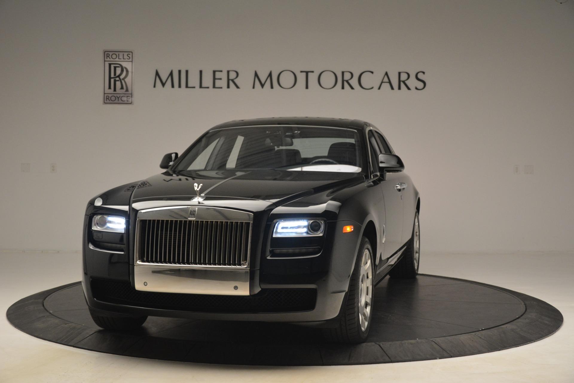 Used 2014 Rolls-Royce Ghost  For Sale In Westport, CT 3220_p2