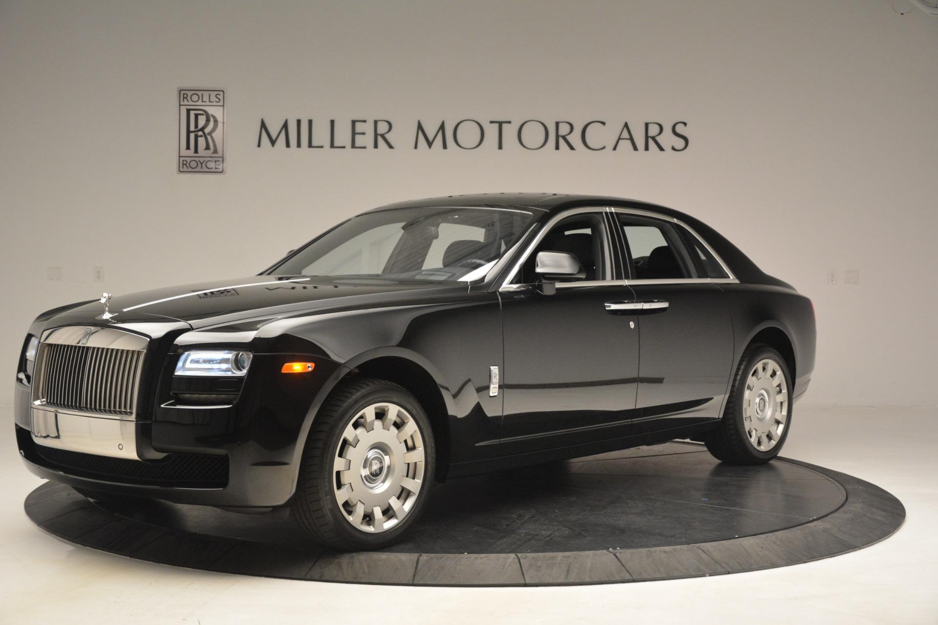 Used 2014 Rolls-Royce Ghost  For Sale In Westport, CT 3220_p3