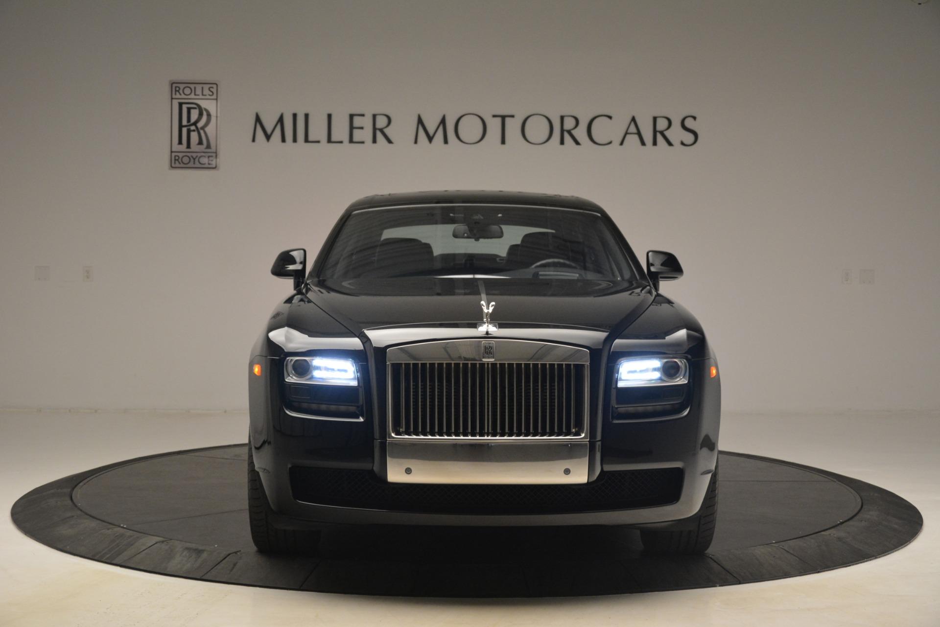 Used 2014 Rolls-Royce Ghost  For Sale In Westport, CT 3220_p9