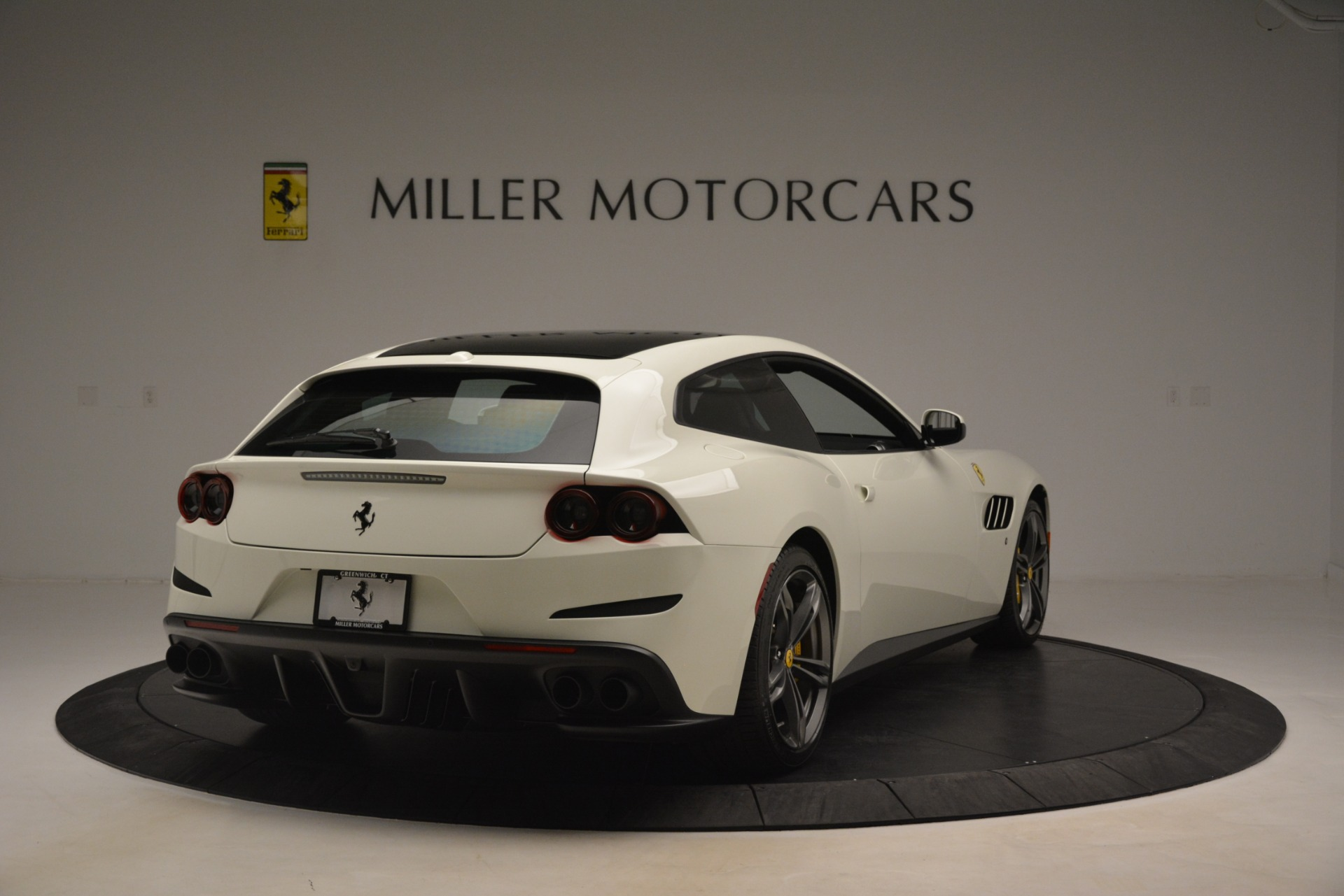 Used 2018 Ferrari GTC4Lusso  For Sale In Westport, CT 3221_p7