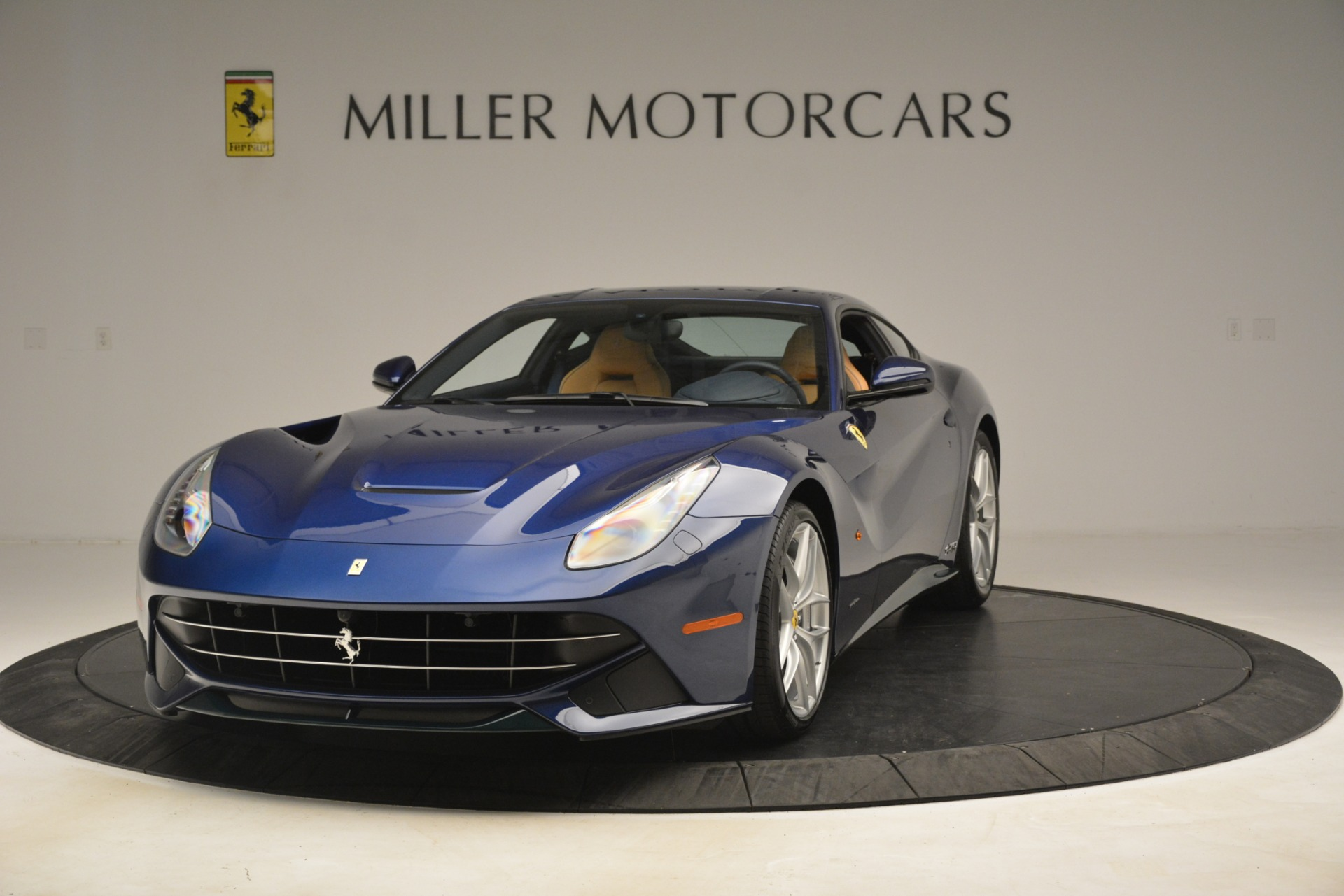 Used 2017 Ferrari F12 Berlinetta  For Sale In Westport, CT 3222_main