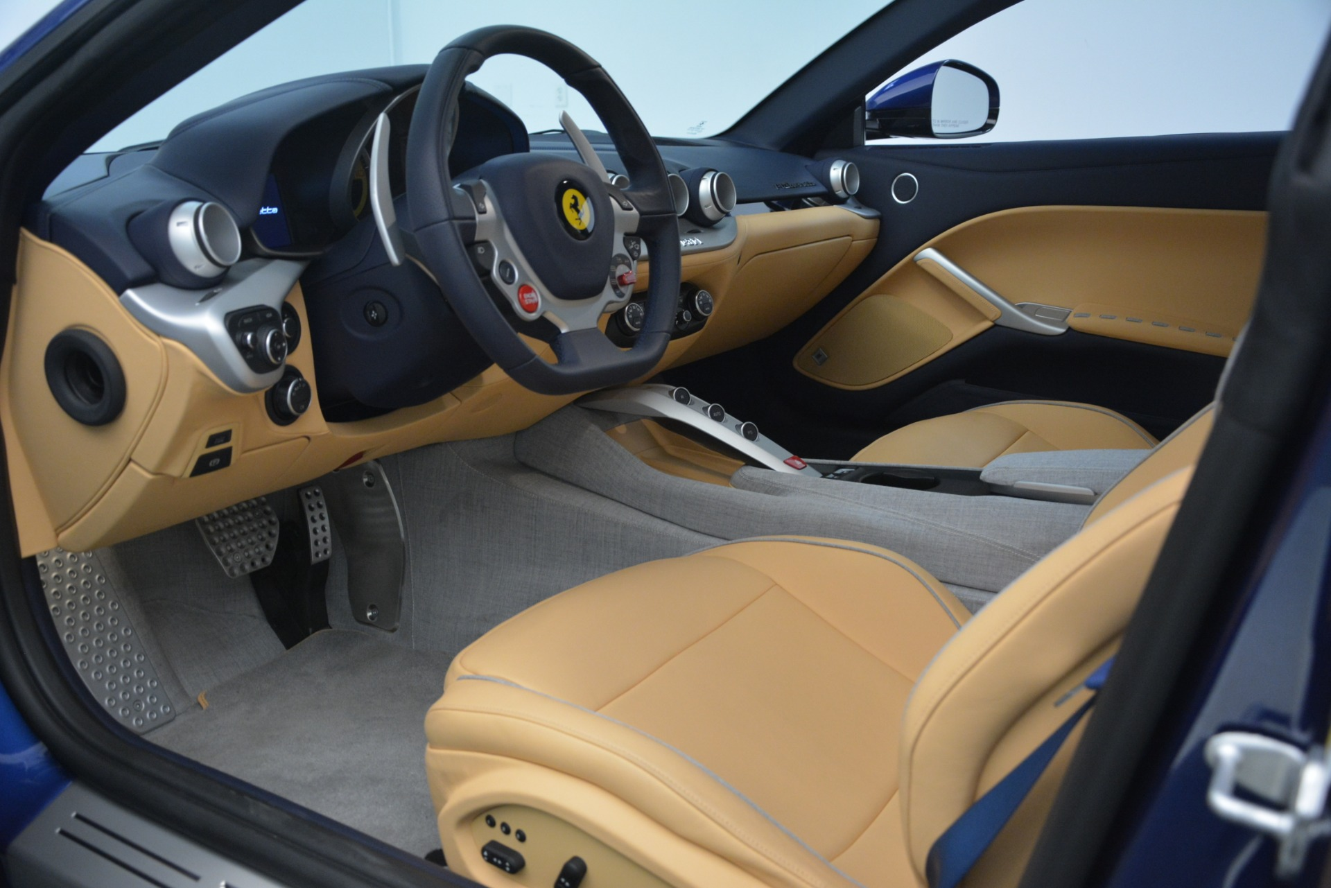 Used 2017 Ferrari F12 Berlinetta  For Sale In Westport, CT 3222_p13