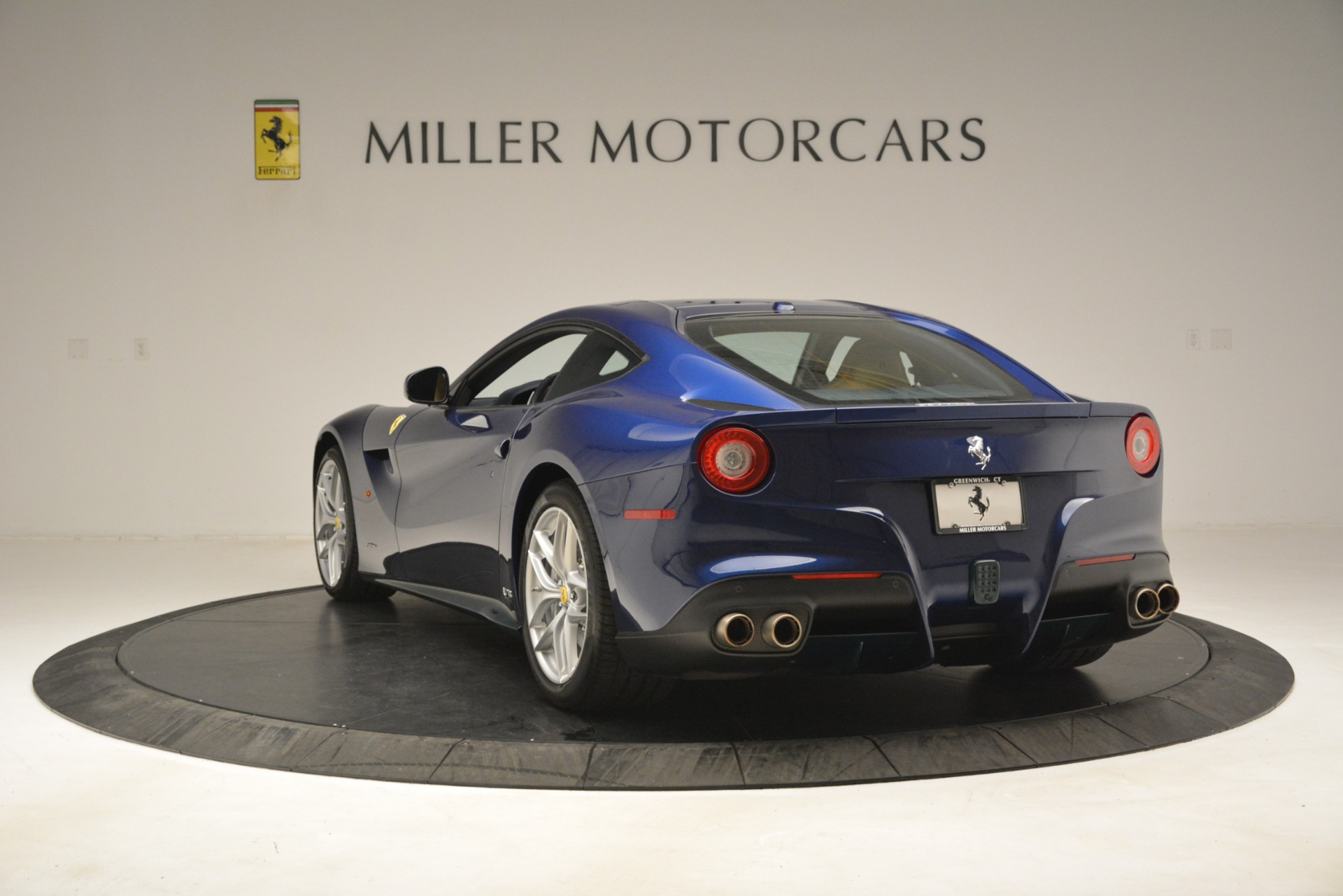 Used 2017 Ferrari F12 Berlinetta  For Sale In Westport, CT 3222_p5