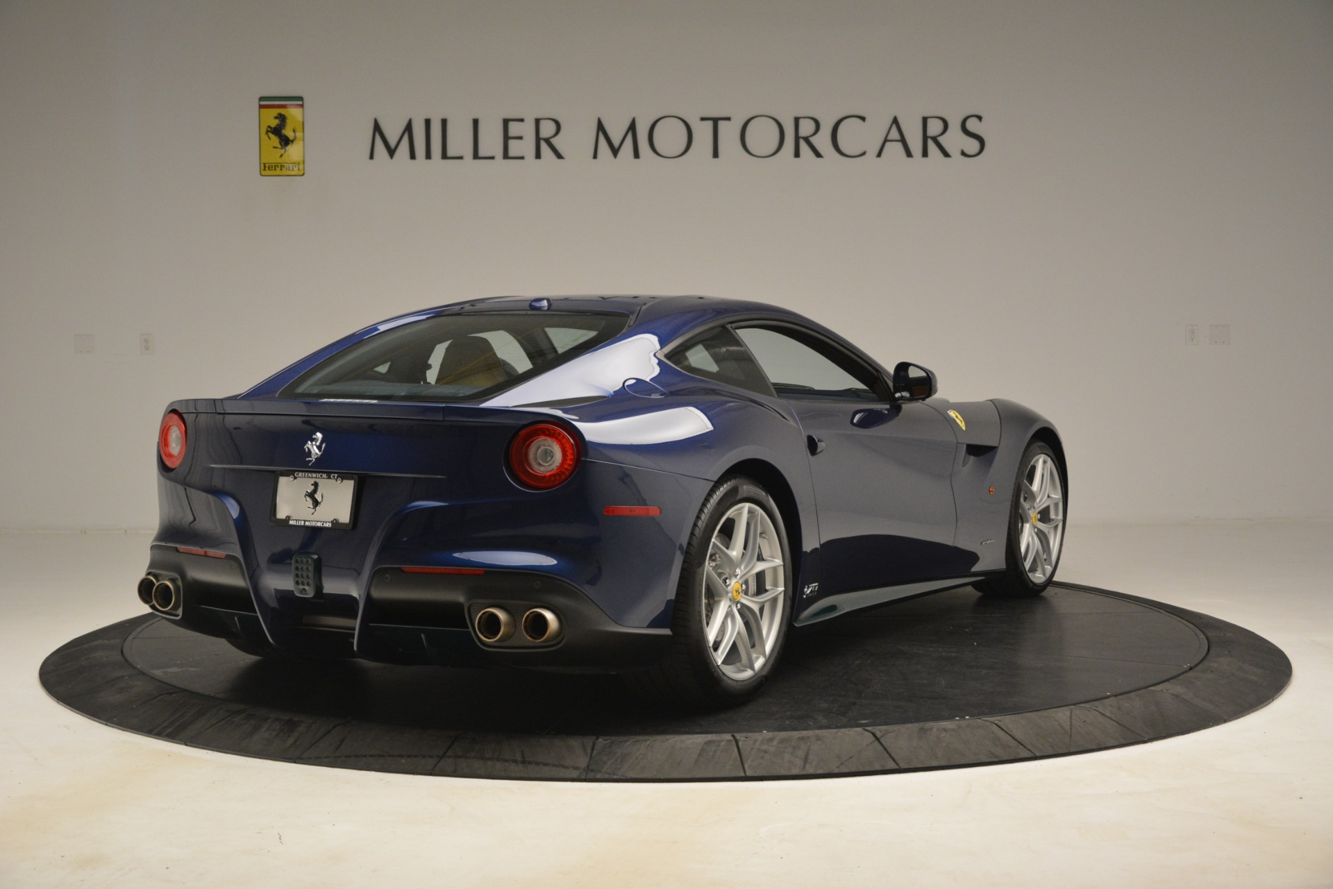 Used 2017 Ferrari F12 Berlinetta  For Sale In Westport, CT 3222_p8