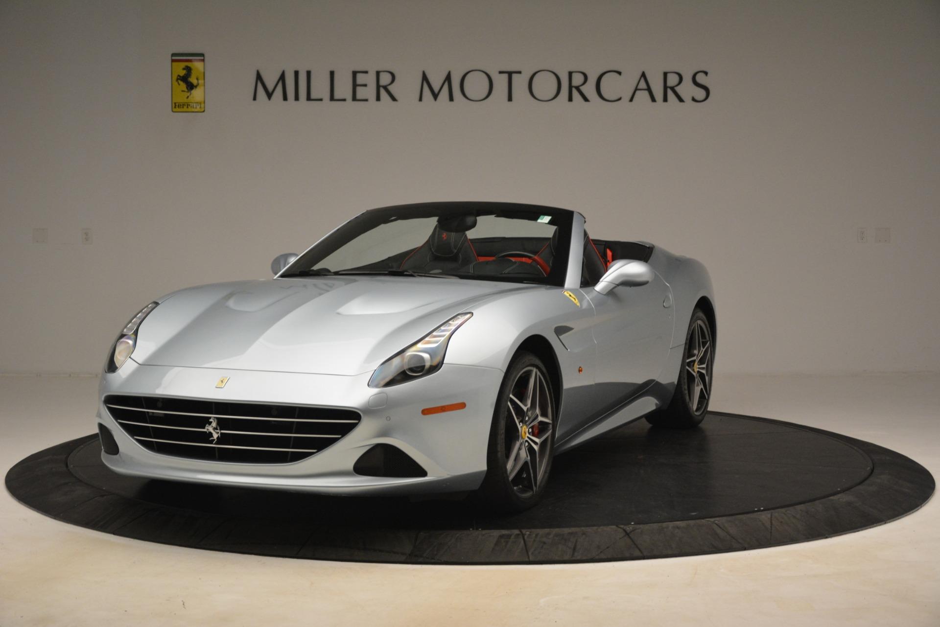 Used 2016 Ferrari California T  For Sale In Westport, CT 3224_main