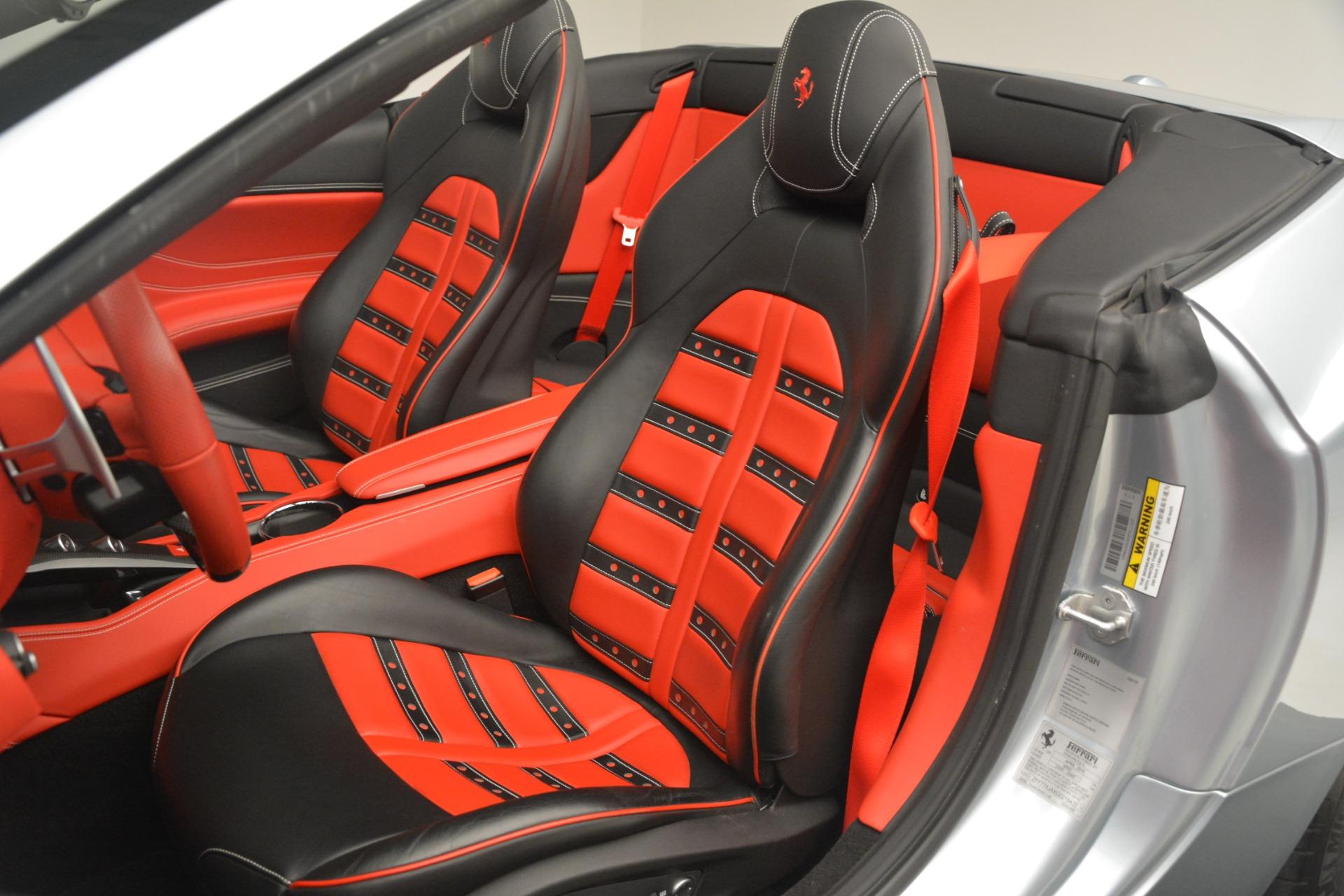 Used 2016 Ferrari California T  For Sale In Westport, CT 3224_p21