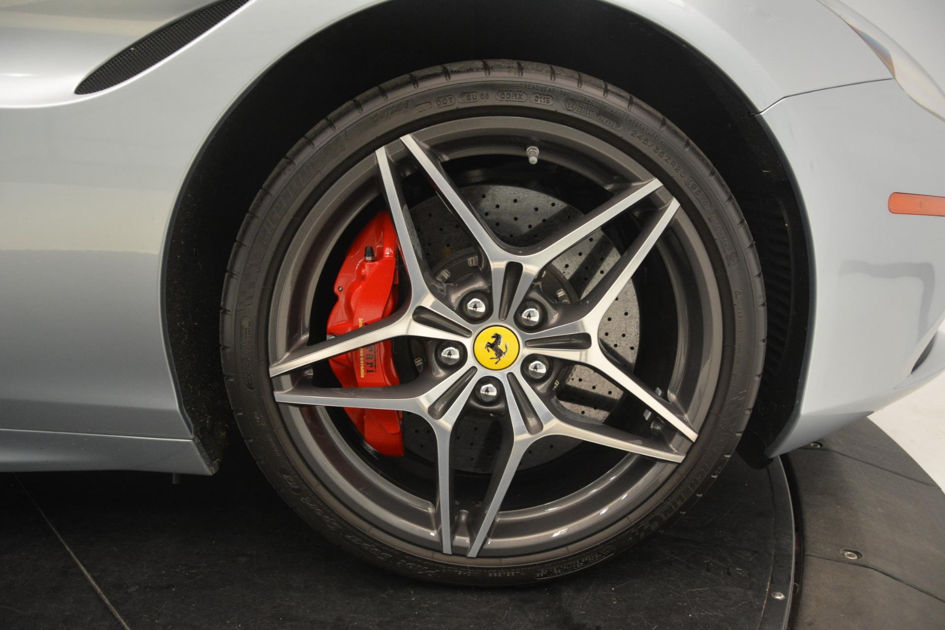 Used 2016 Ferrari California T  For Sale In Westport, CT 3224_p28