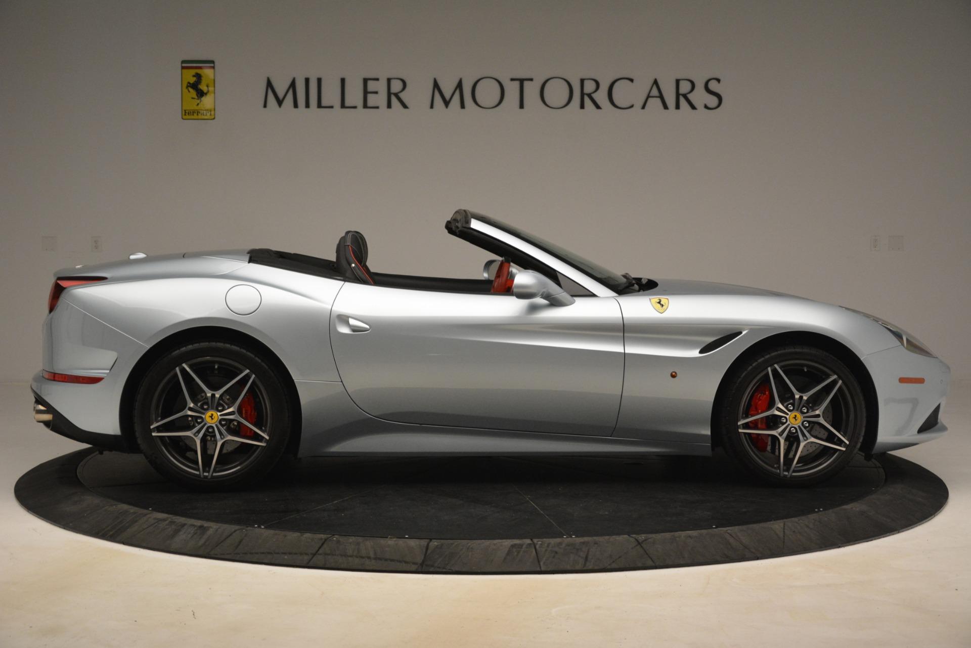 Used 2016 Ferrari California T  For Sale In Westport, CT 3224_p9