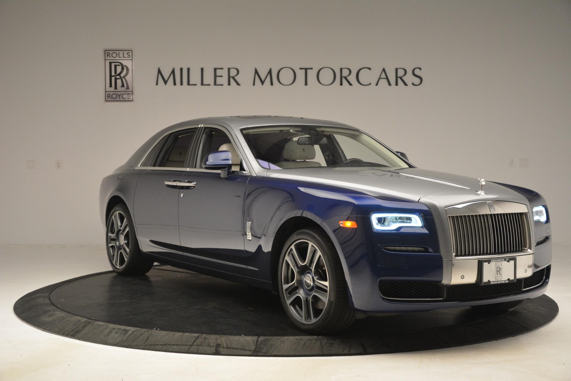 Used 2016 Rolls-Royce Ghost  For Sale In Westport, CT 3226_p11