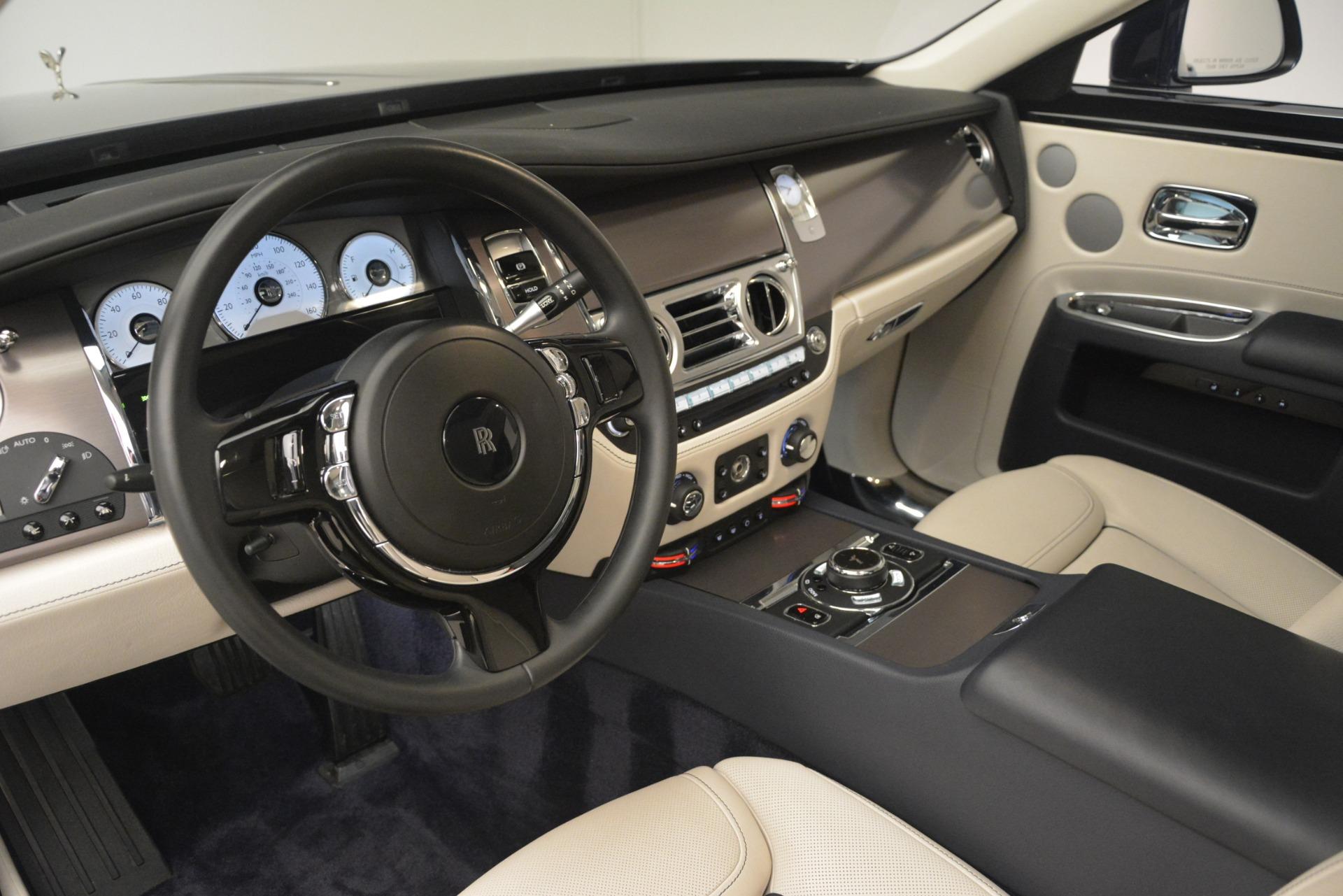 Used 2016 Rolls-Royce Ghost  For Sale In Westport, CT 3226_p16