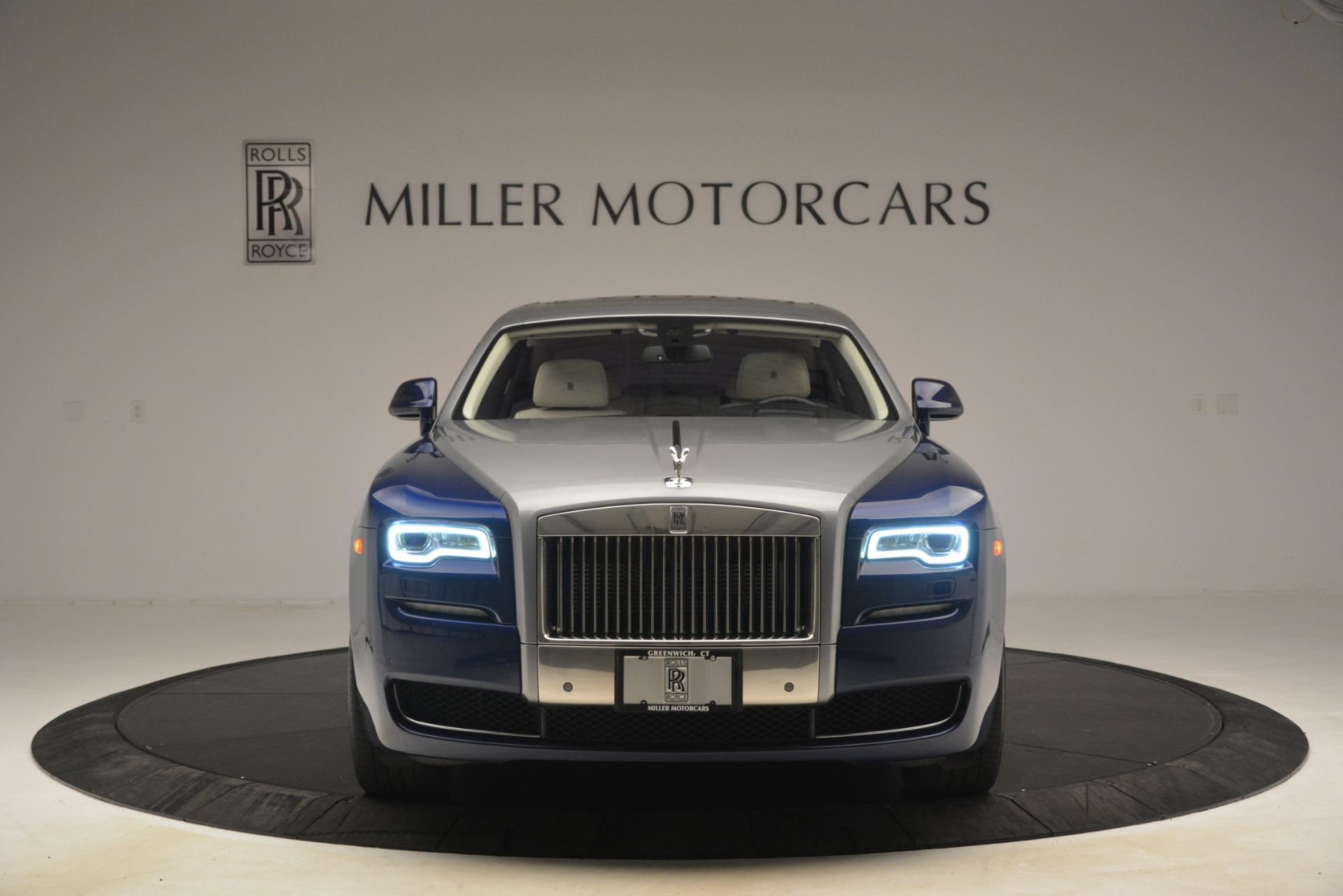 Used 2016 Rolls-Royce Ghost  For Sale In Westport, CT 3226_p2
