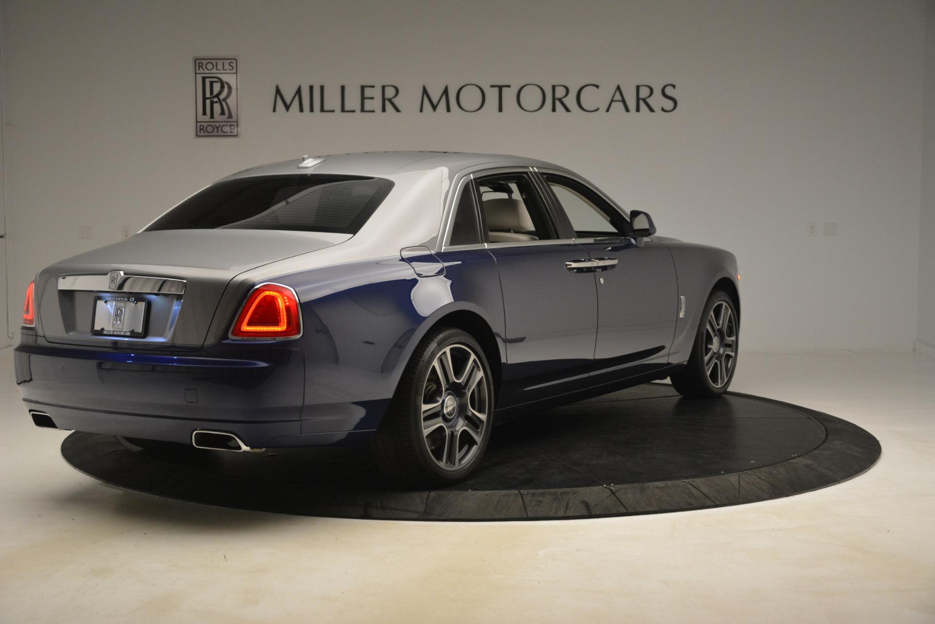 Used 2016 Rolls-Royce Ghost  For Sale In Westport, CT 3226_p8
