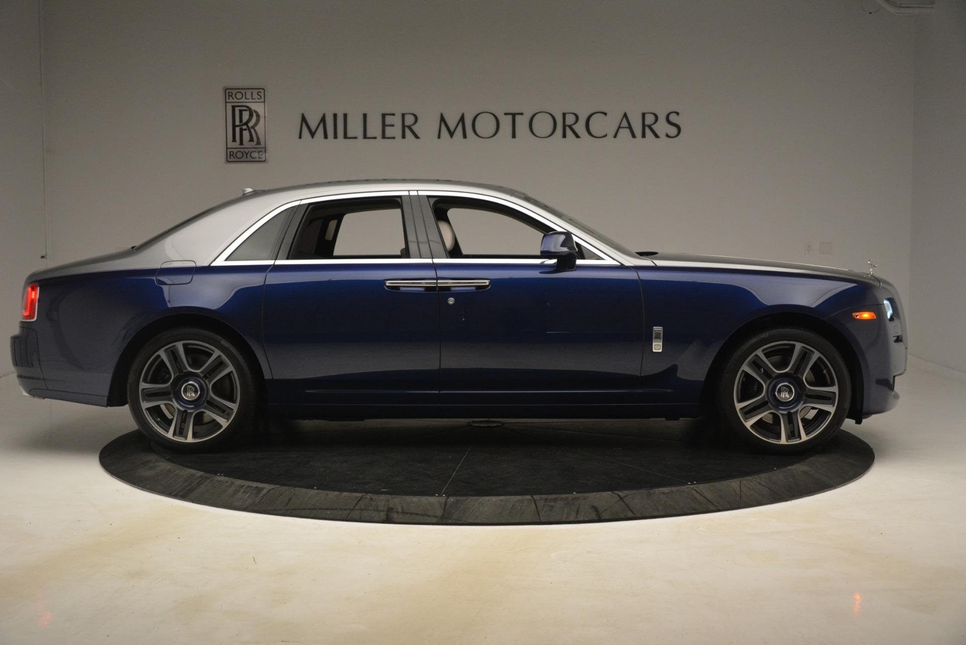 Used 2016 Rolls-Royce Ghost  For Sale In Westport, CT 3226_p9