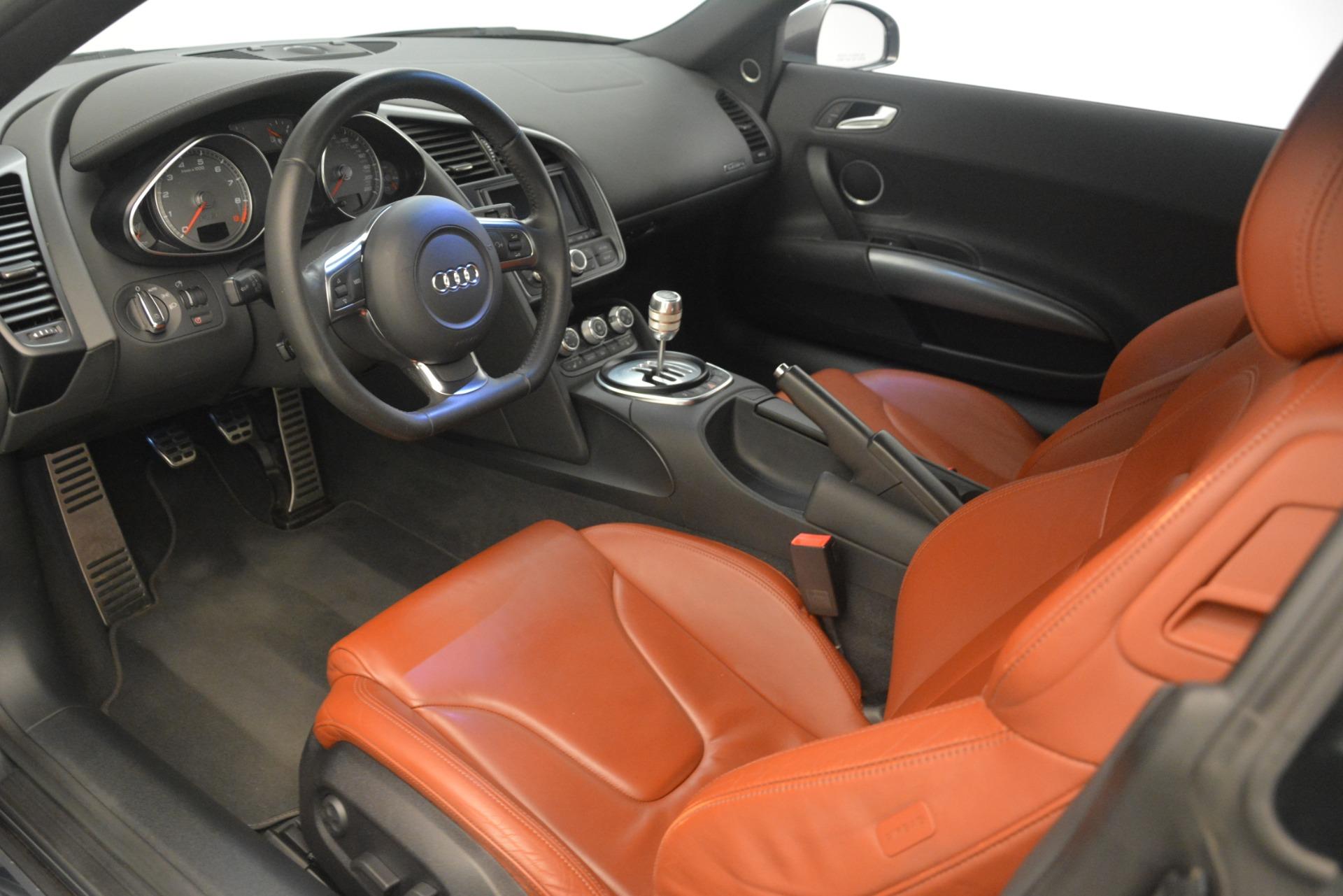 Used 2009 Audi R8 quattro For Sale In Westport, CT 3228_p13