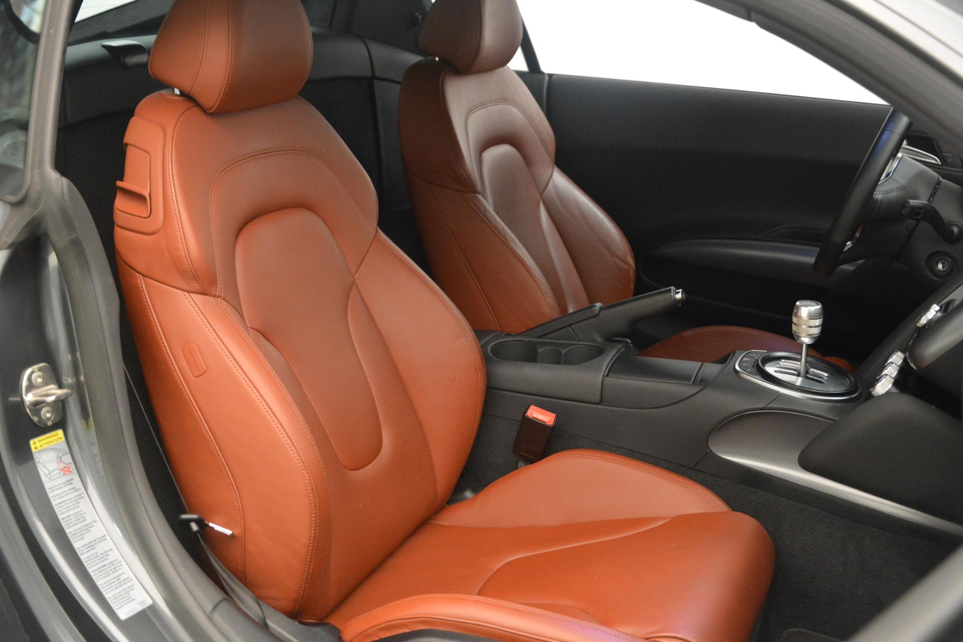 Used 2009 Audi R8 quattro For Sale In Westport, CT 3228_p18