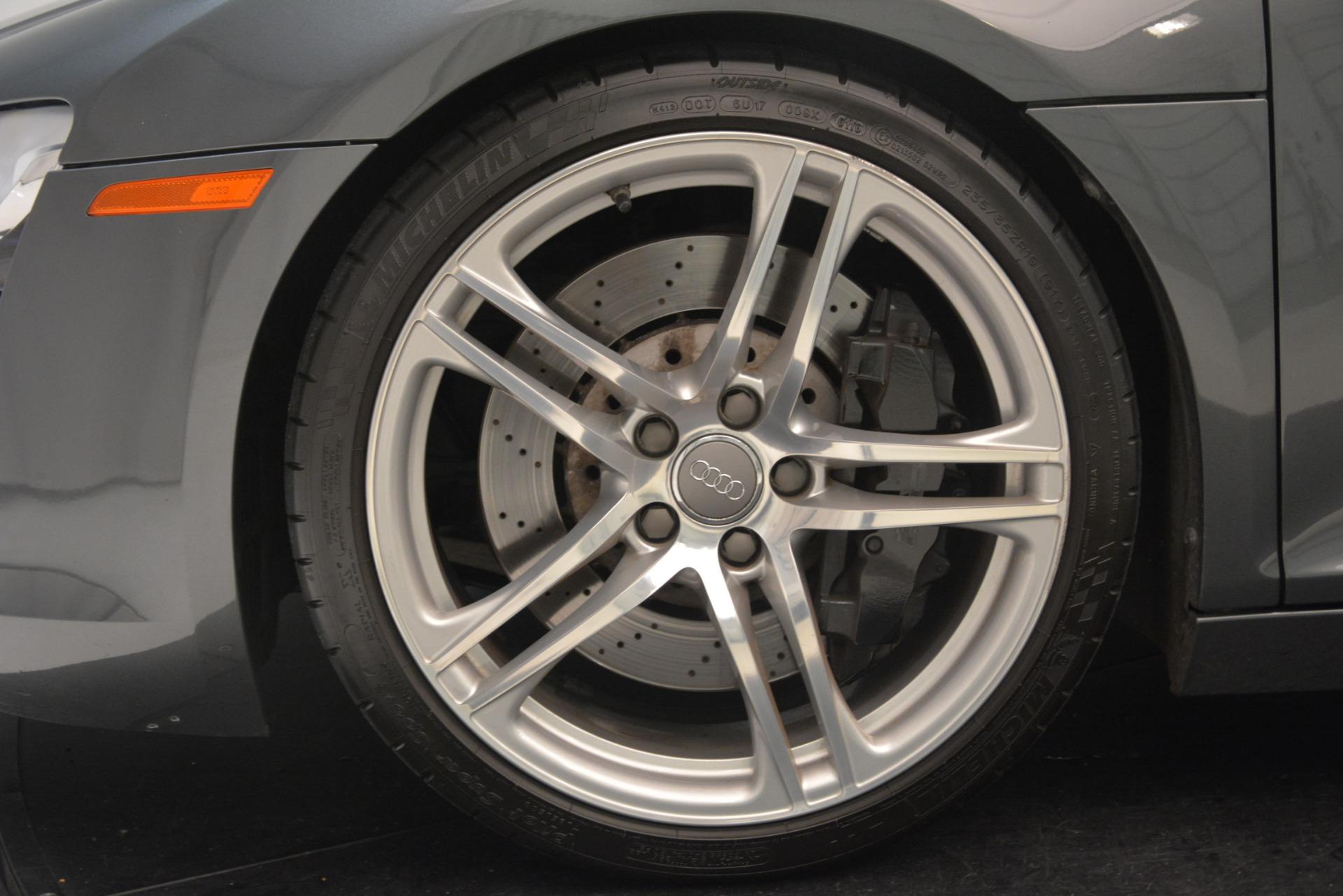 Used 2009 Audi R8 quattro For Sale In Westport, CT 3228_p22