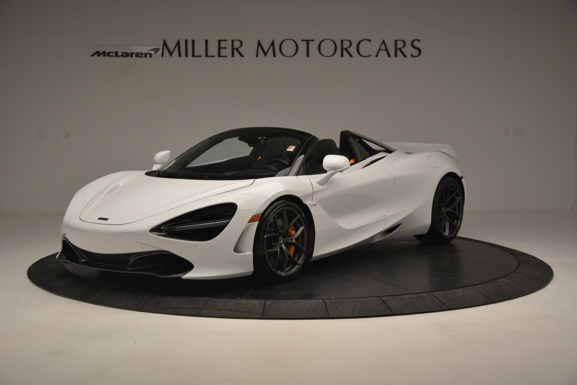 New 2020 McLaren 720S  For Sale In Westport, CT 3229_main