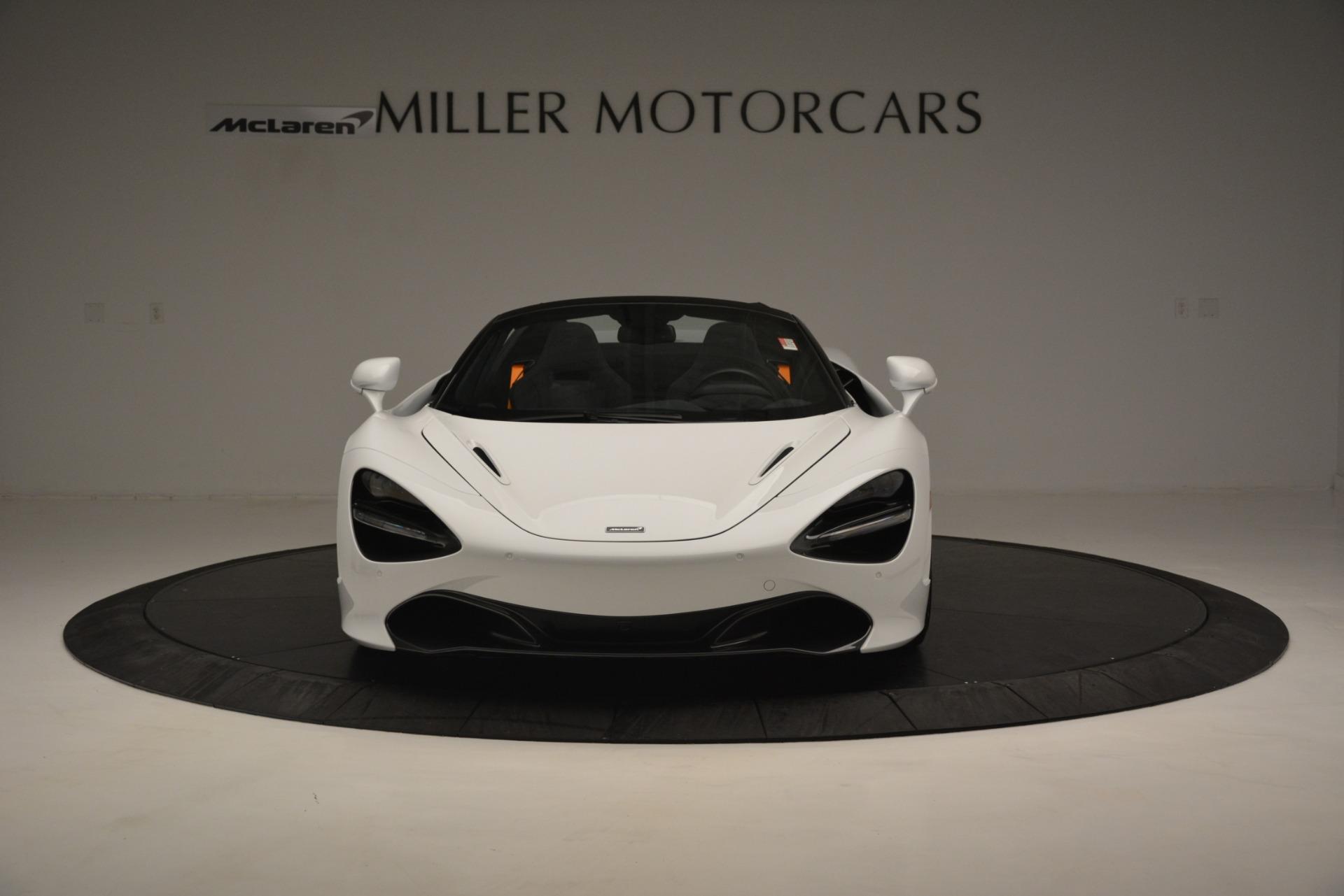 New 2020 McLaren 720S Spider Convertible For Sale In Westport, CT 3229_p10