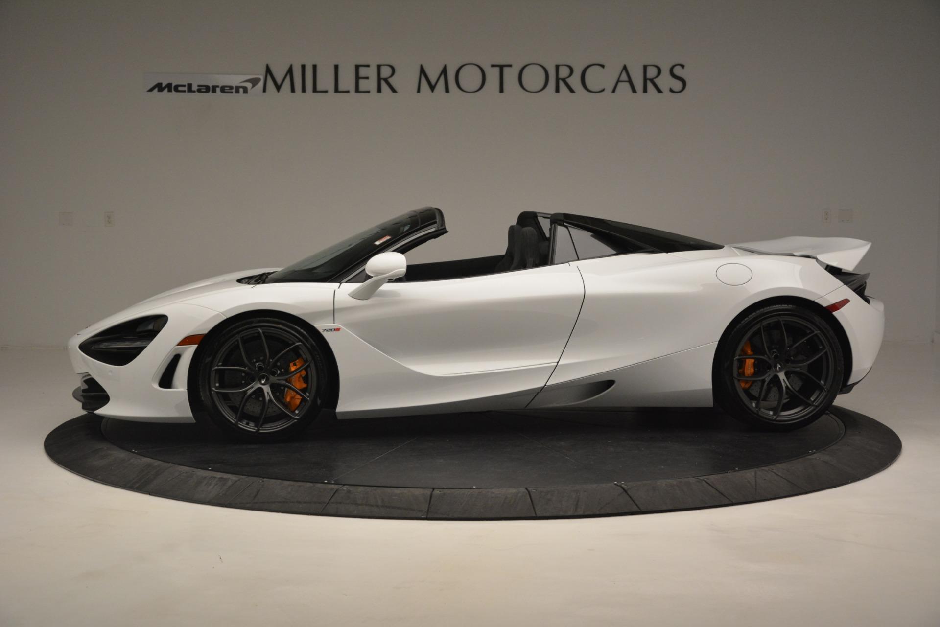 New 2020 McLaren 720S Spider Convertible For Sale In Westport, CT 3229_p11