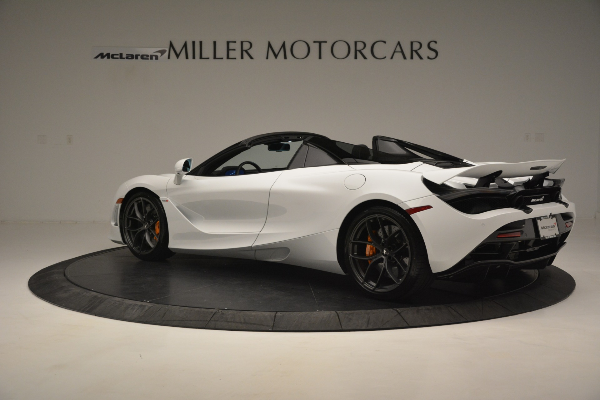 New 2020 McLaren 720S Spider Convertible For Sale In Westport, CT 3229_p12