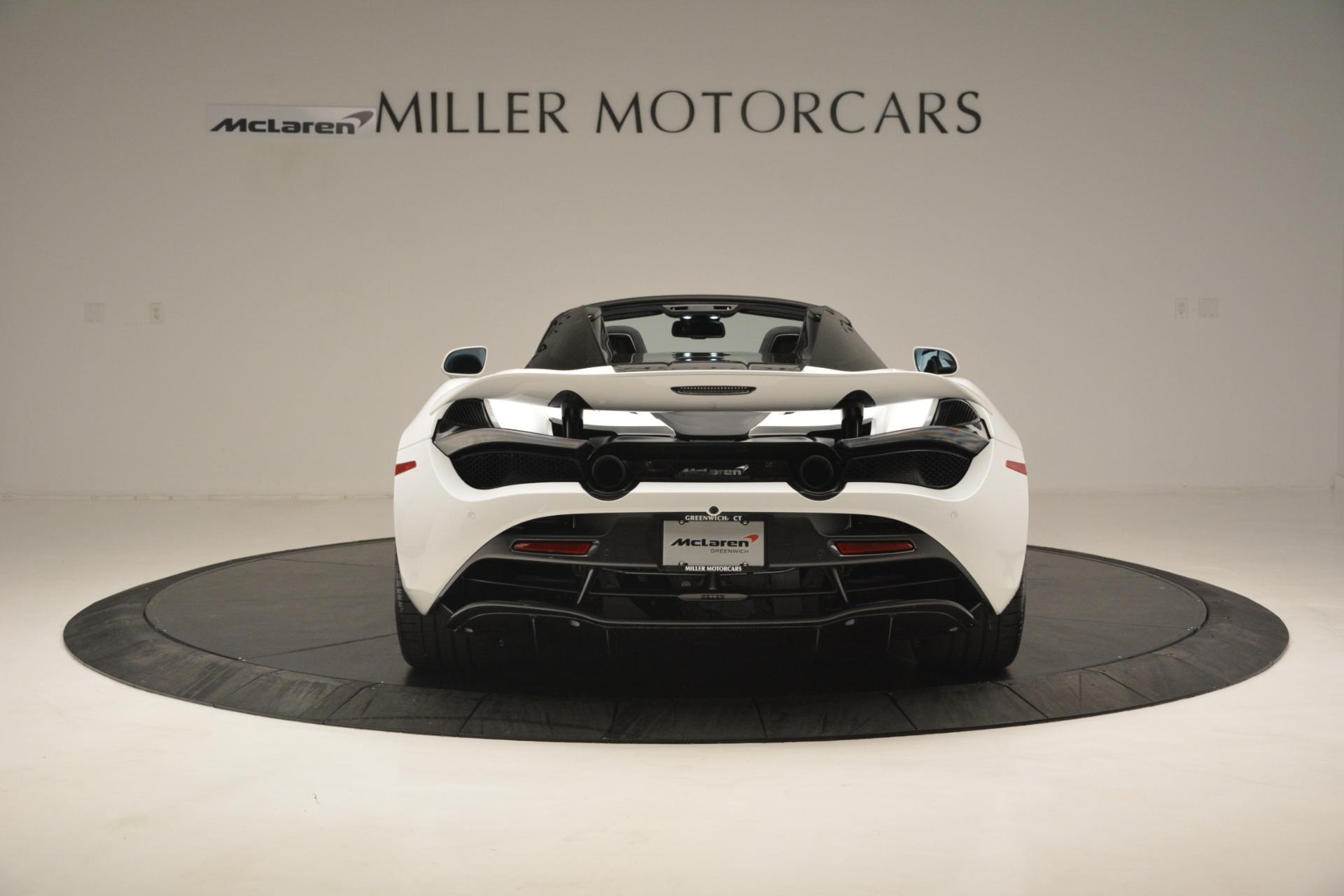 New 2020 McLaren 720S Spider Convertible For Sale In Westport, CT 3229_p13