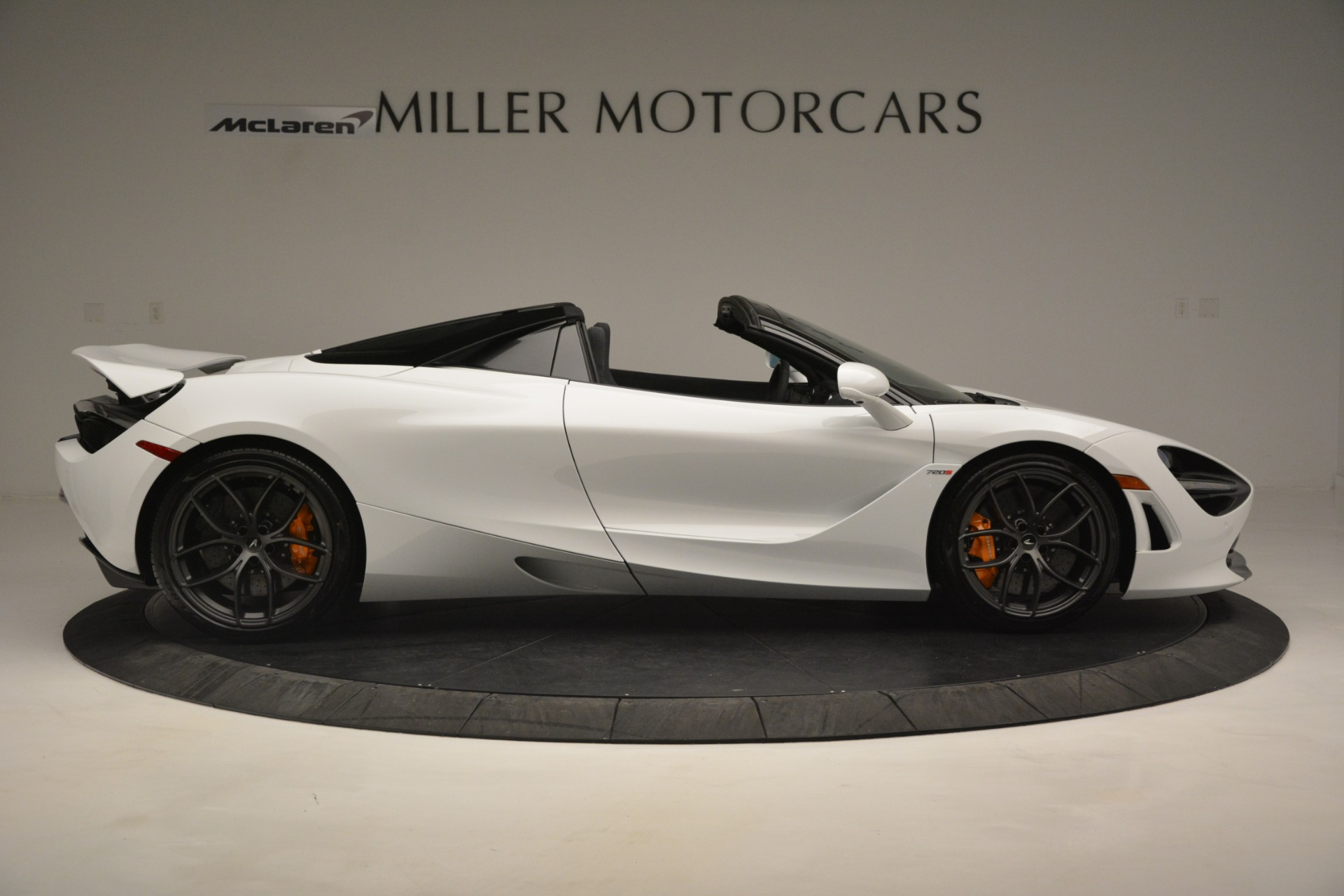 New 2020 McLaren 720S Spider Convertible For Sale In Westport, CT 3229_p15