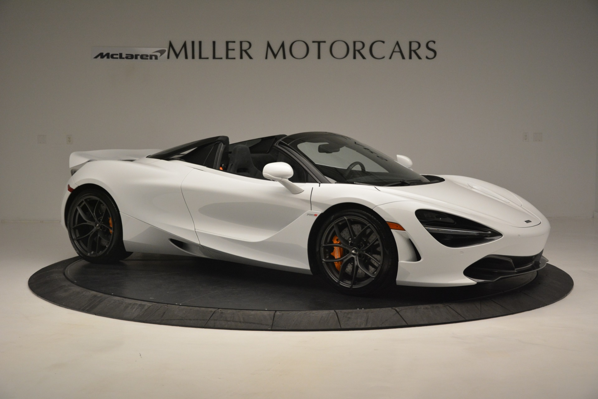 New 2020 McLaren 720S Spider Convertible For Sale In Westport, CT 3229_p16