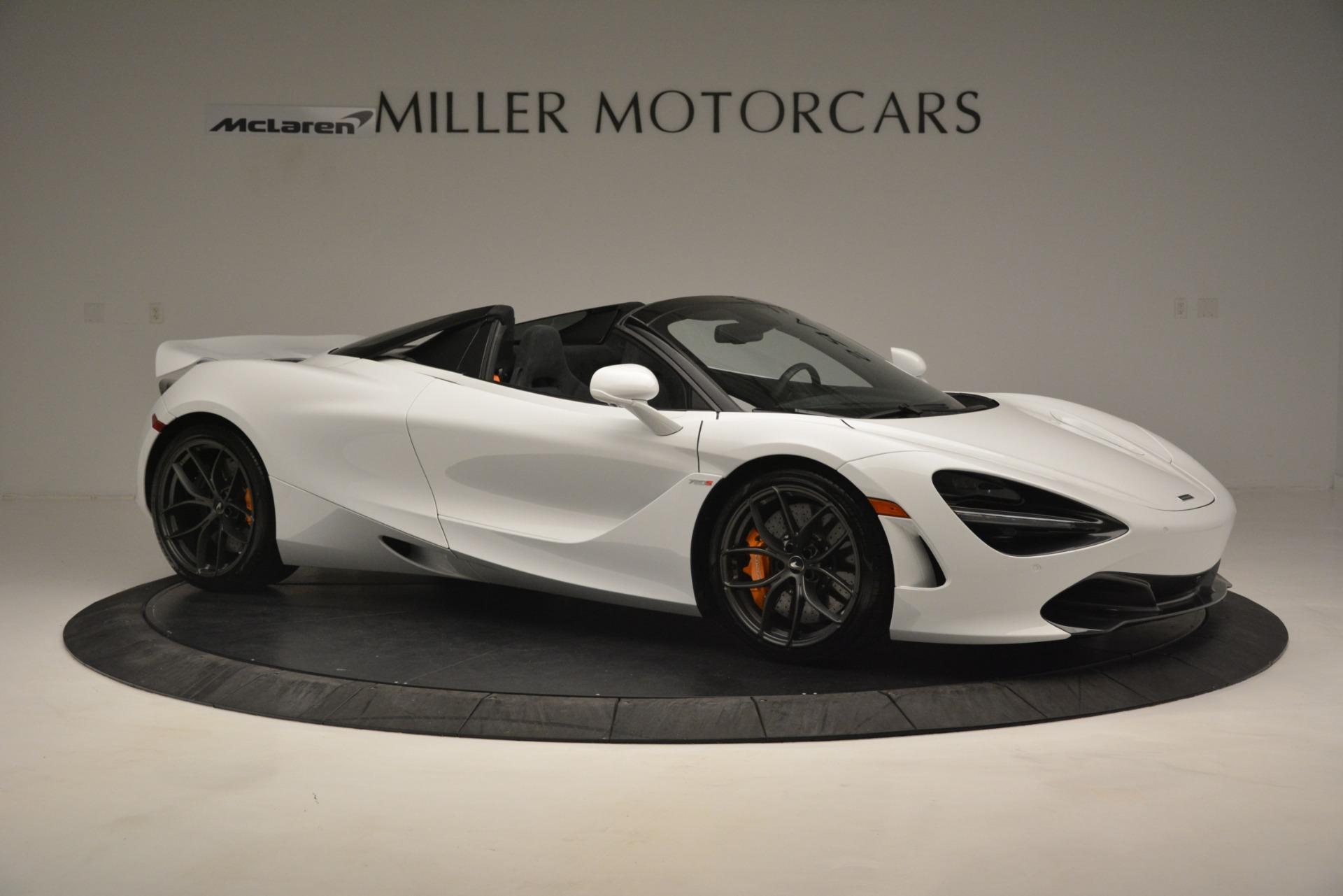New 2020 McLaren 720S Spider Convertible For Sale In Westport, CT 3229_p16