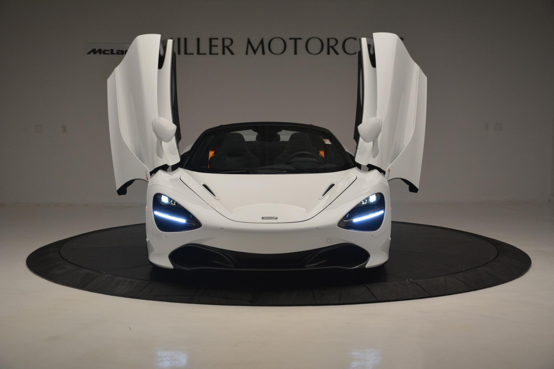 New 2020 McLaren 720S Spider Convertible For Sale In Westport, CT 3229_p17