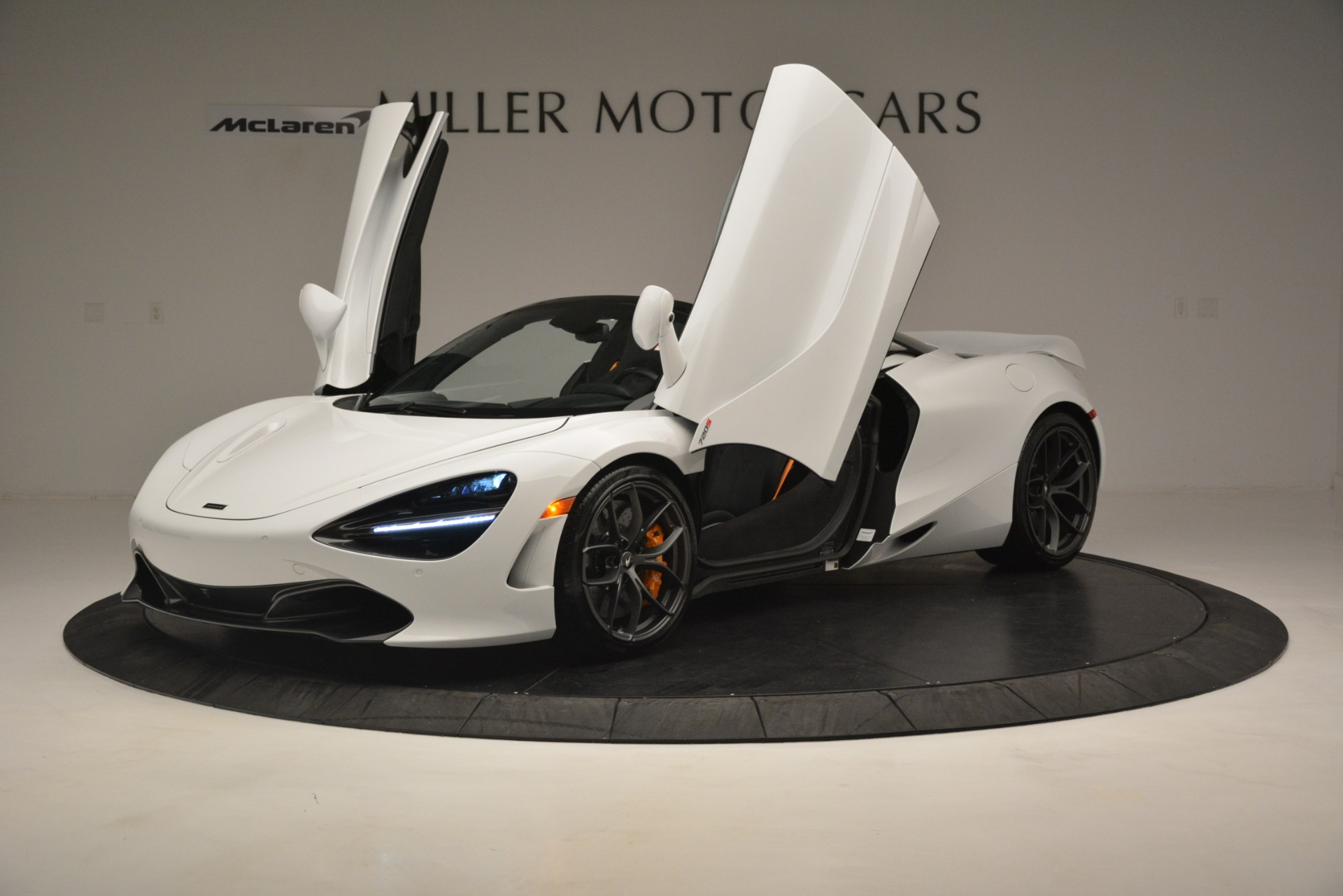 New 2020 McLaren 720S Spider Convertible For Sale In Westport, CT 3229_p18