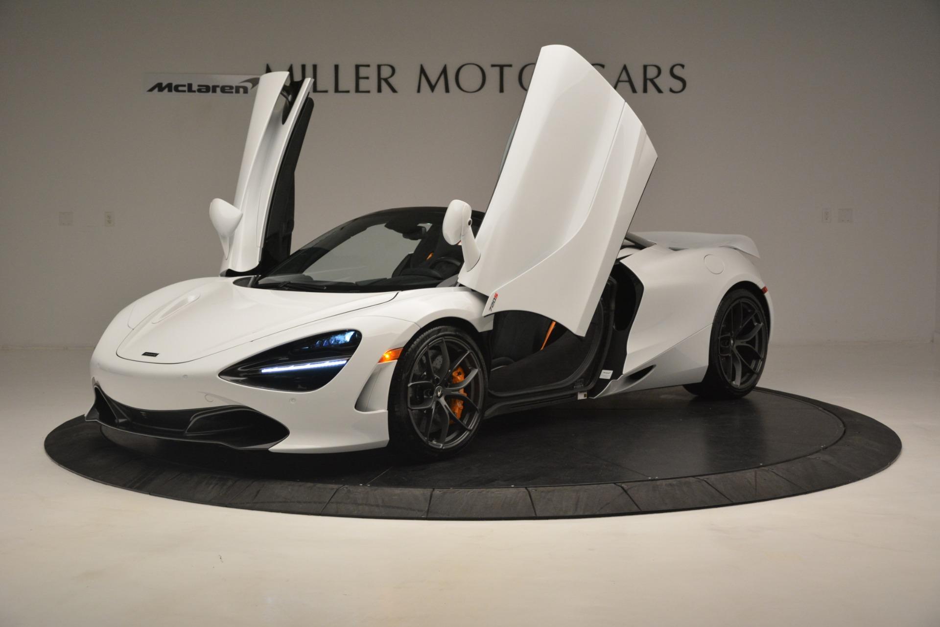 New 2020 McLaren 720S Spider Convertible For Sale In Westport, CT 3229_p18
