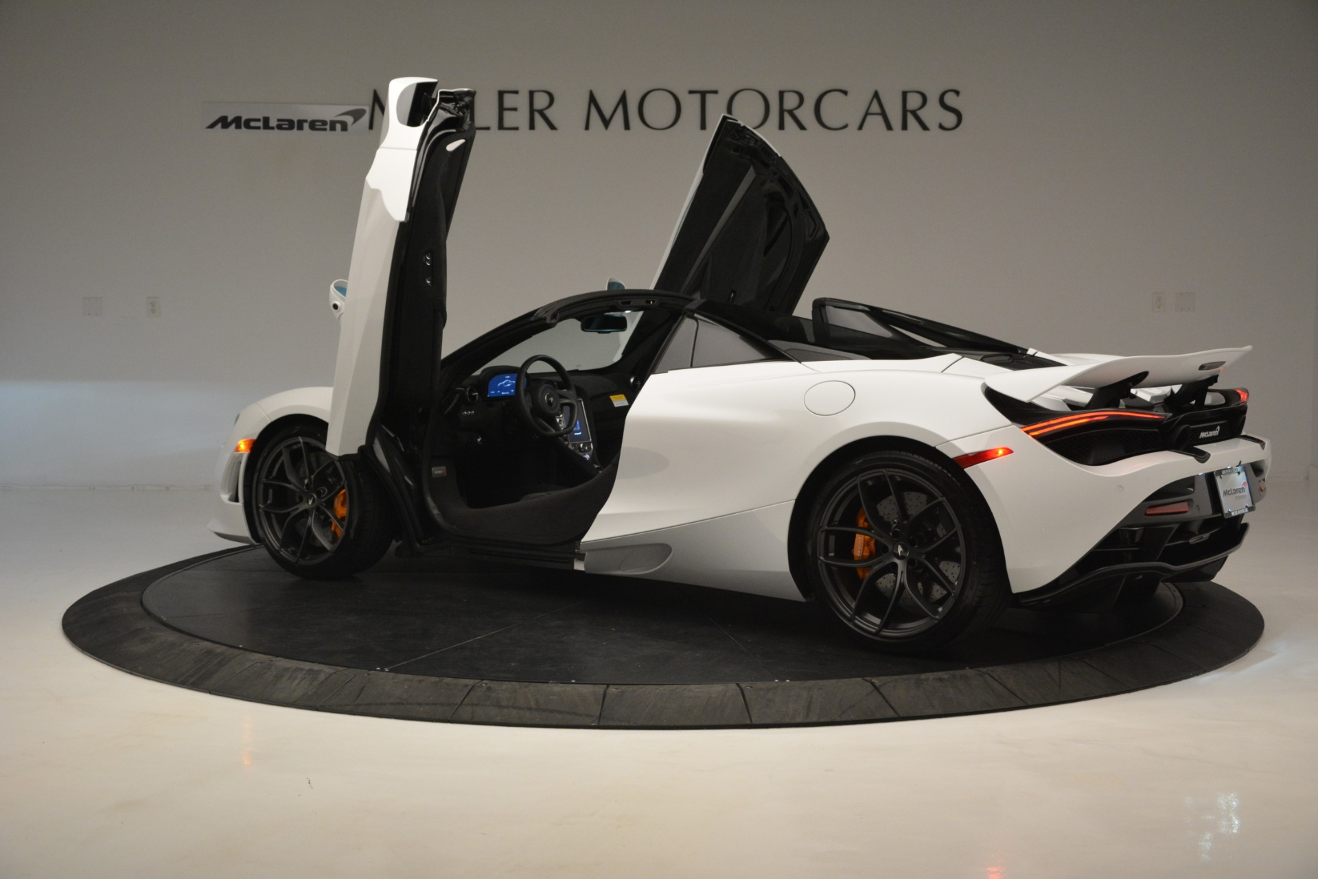 New 2020 McLaren 720S Spider Convertible For Sale In Westport, CT 3229_p19