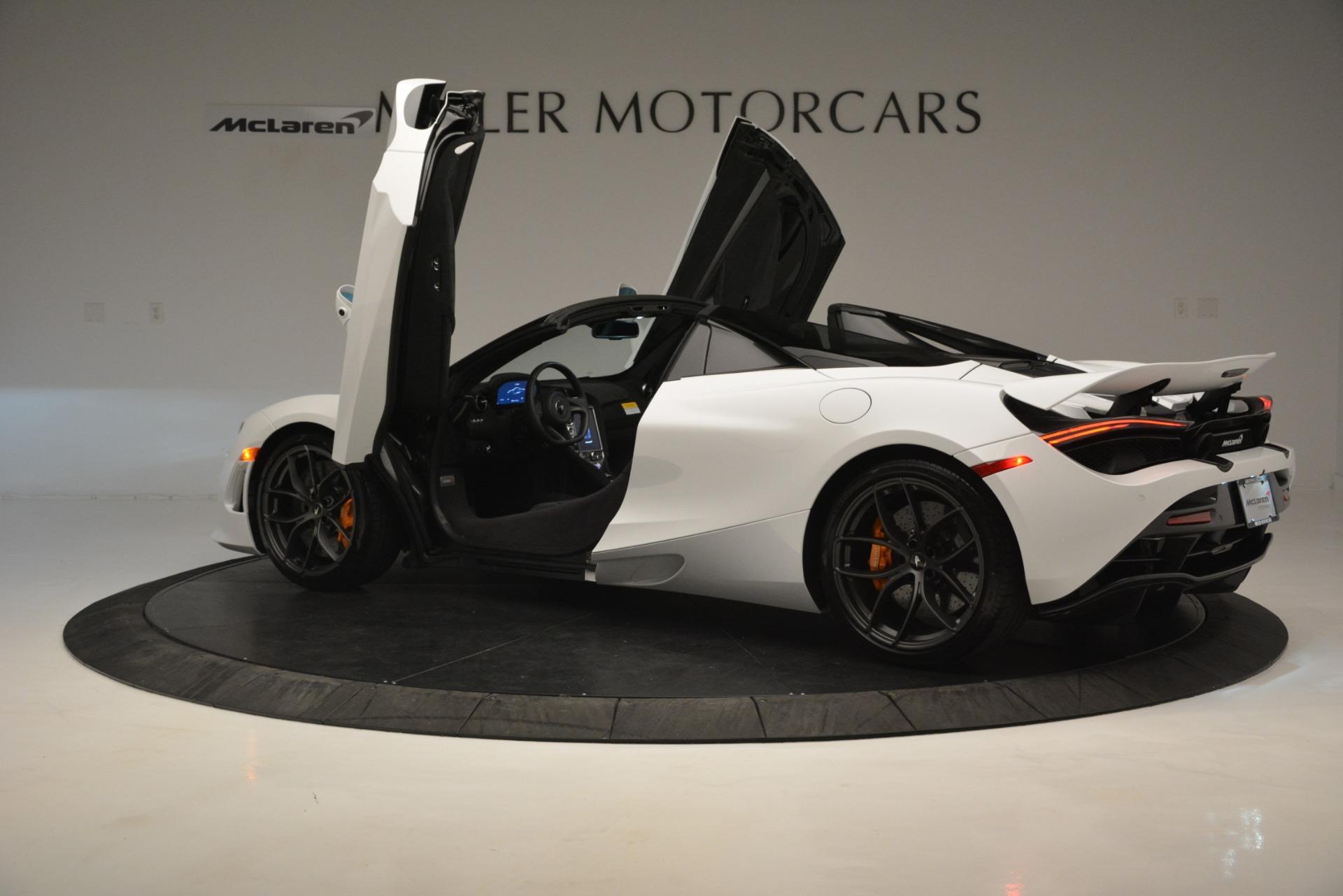 New 2020 McLaren 720S Spider Convertible For Sale In Westport, CT 3229_p19