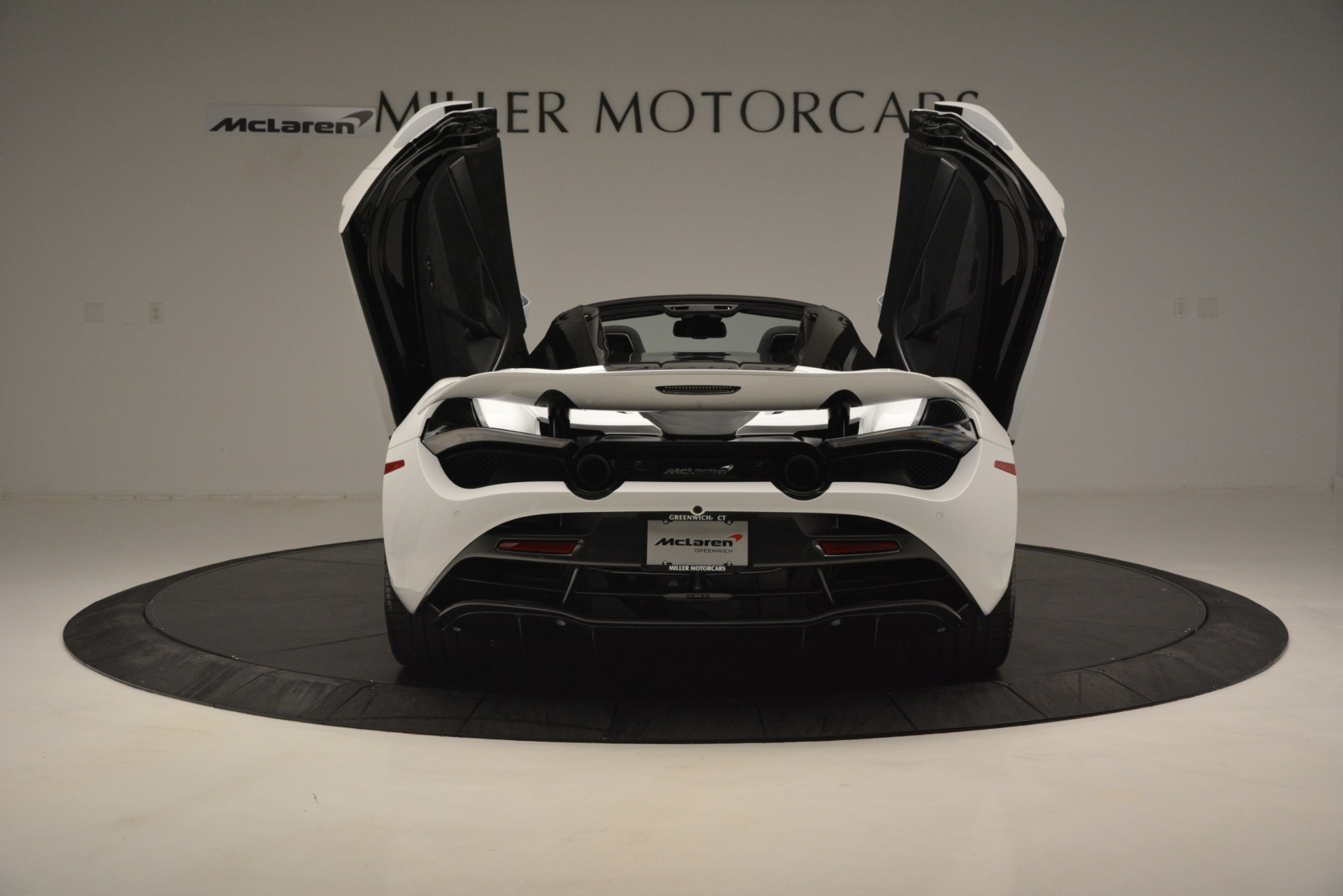 New 2020 McLaren 720S Spider Convertible For Sale In Westport, CT 3229_p20