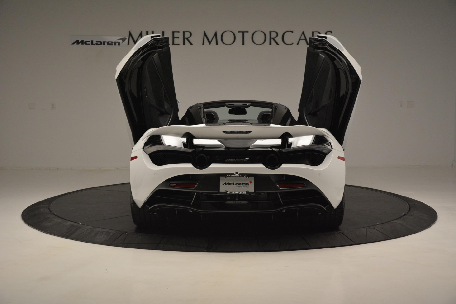 New 2020 McLaren 720S Spider Convertible For Sale In Westport, CT 3229_p20