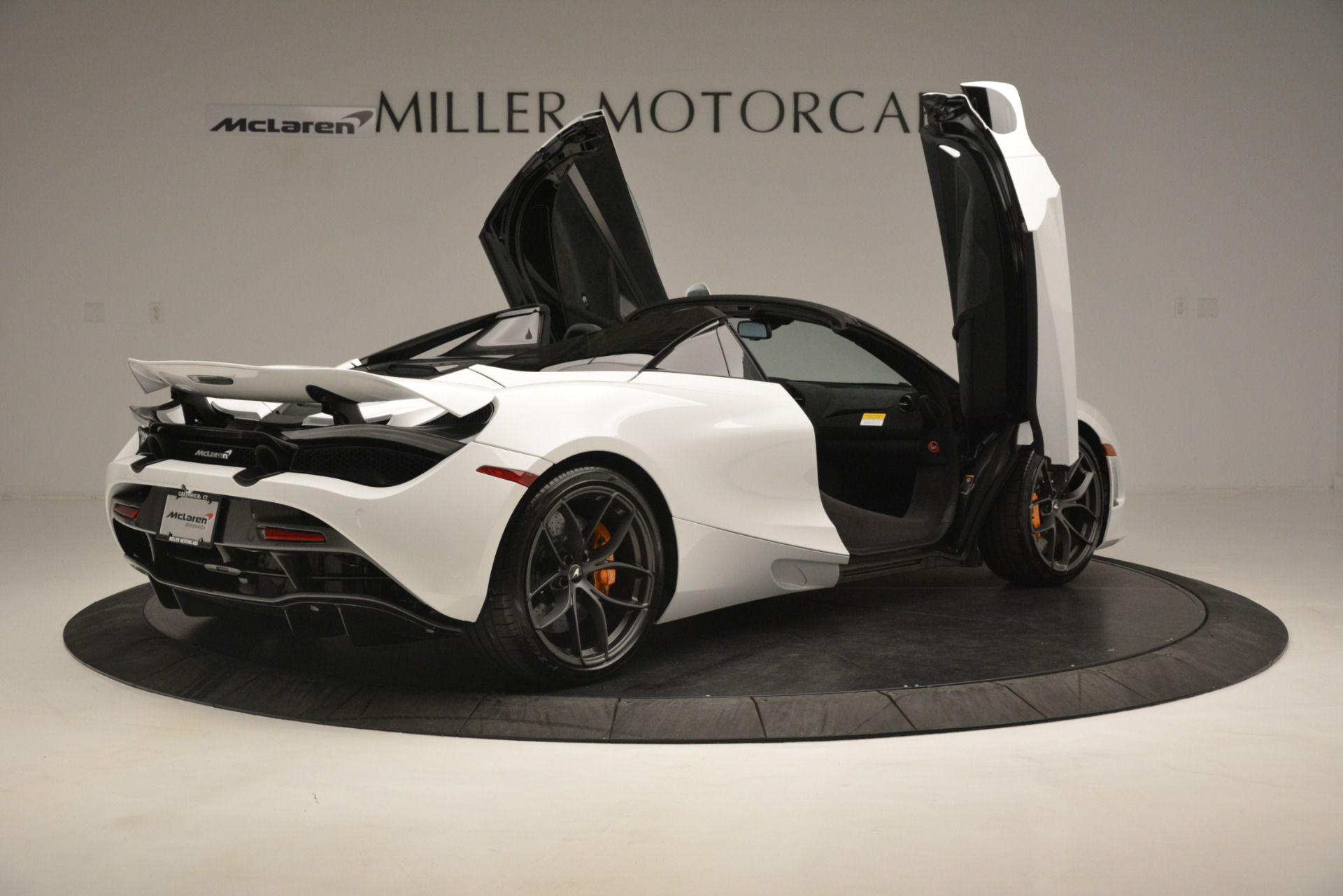 New 2020 McLaren 720S Spider Convertible For Sale In Westport, CT 3229_p21